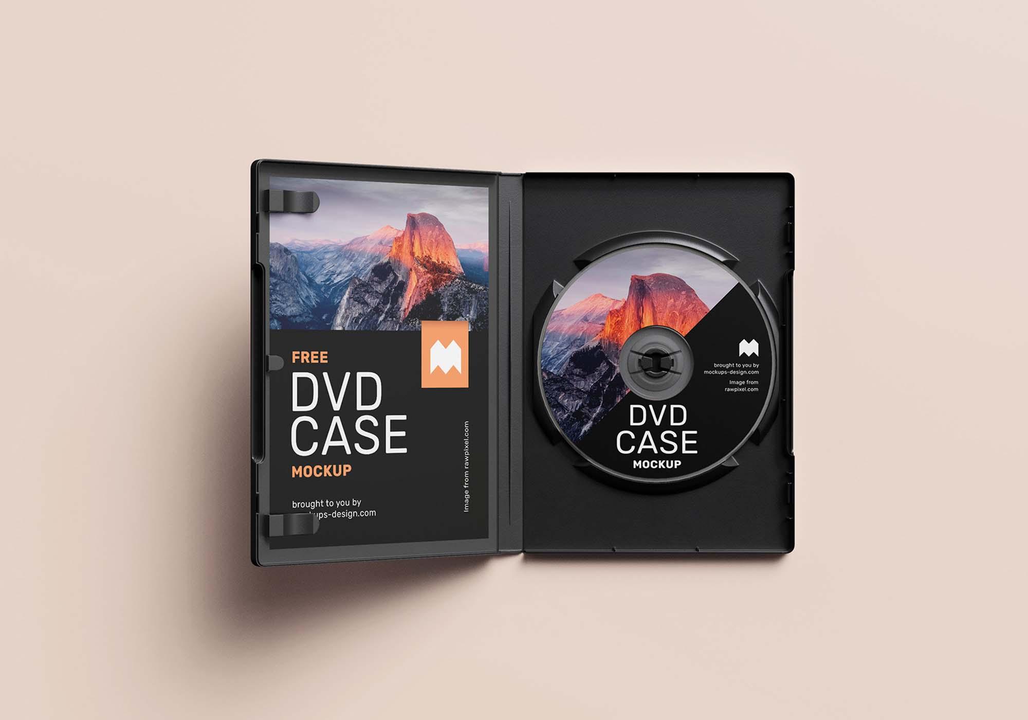 DVD Case Mockup 1
