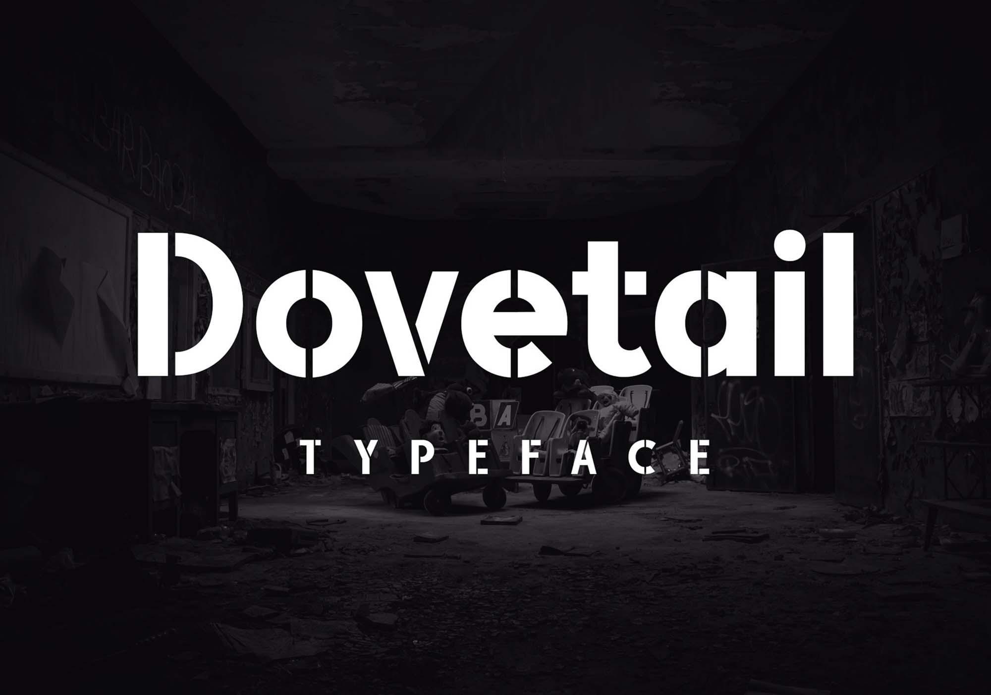 Dovetail Sans Font
