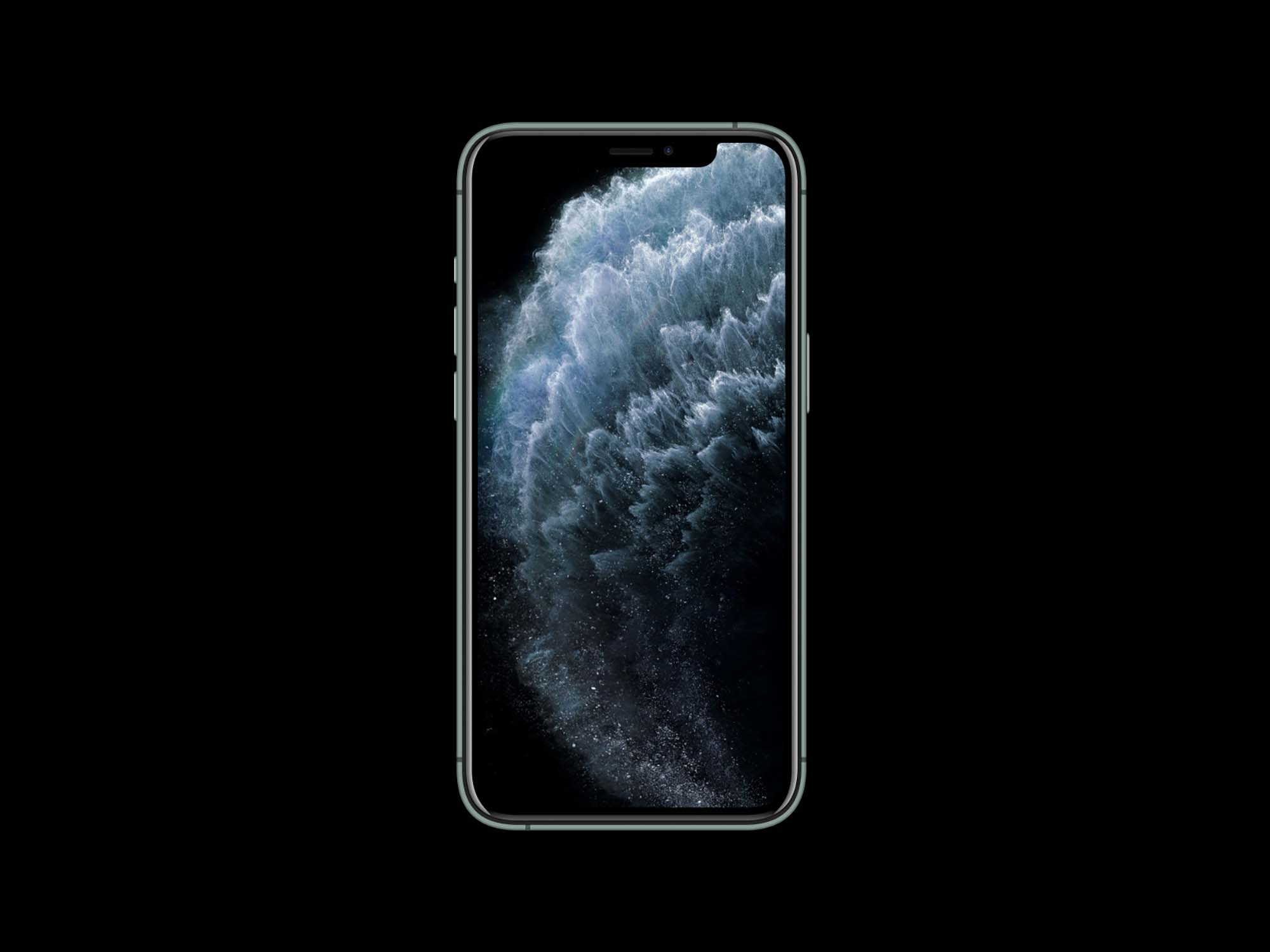 Figma iPhone 11 Pro Mockup 2