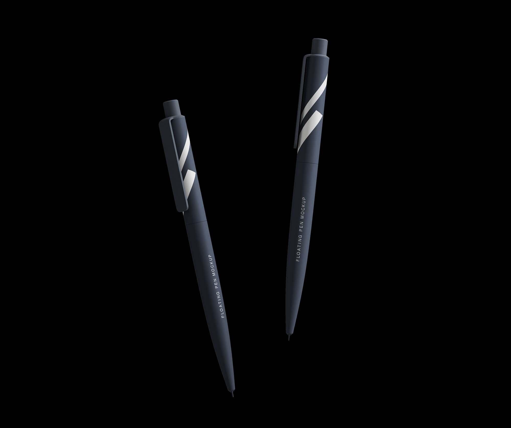 Pen Mockup 2