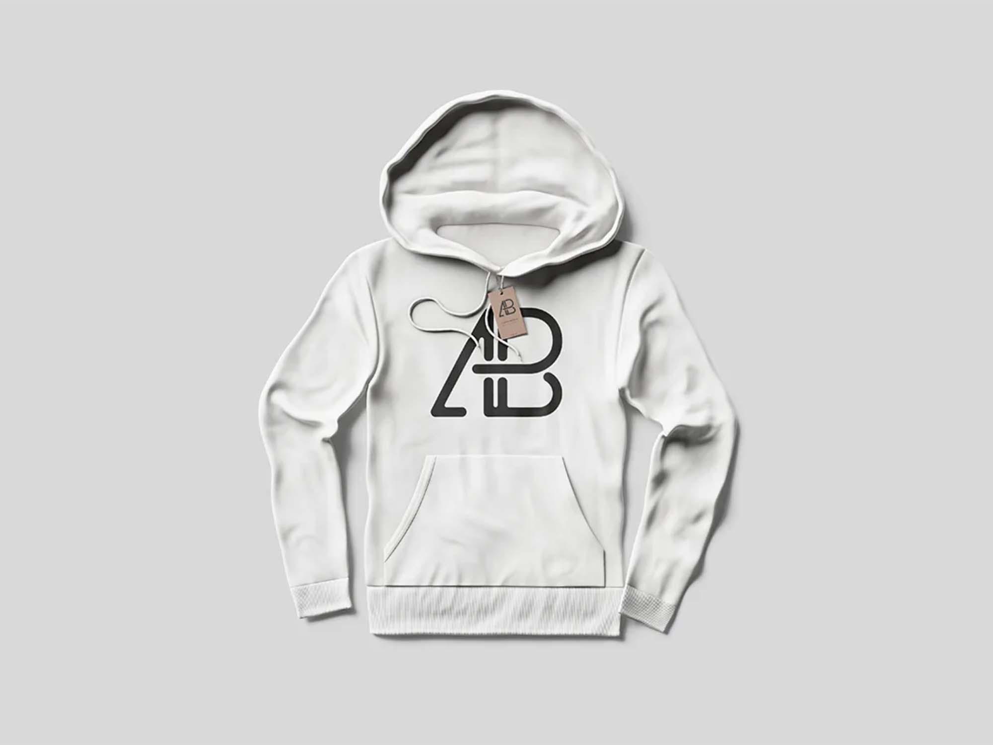 mock up hoodie