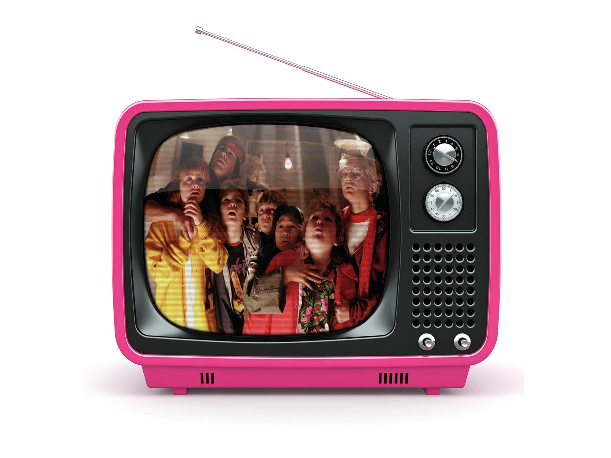 Old TV Mockup 2