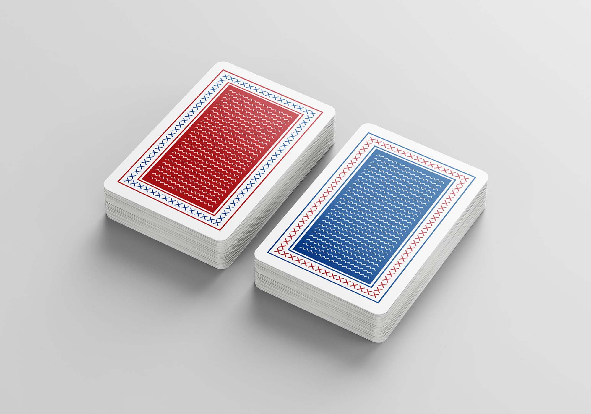 Playing Cards Mockup 1
