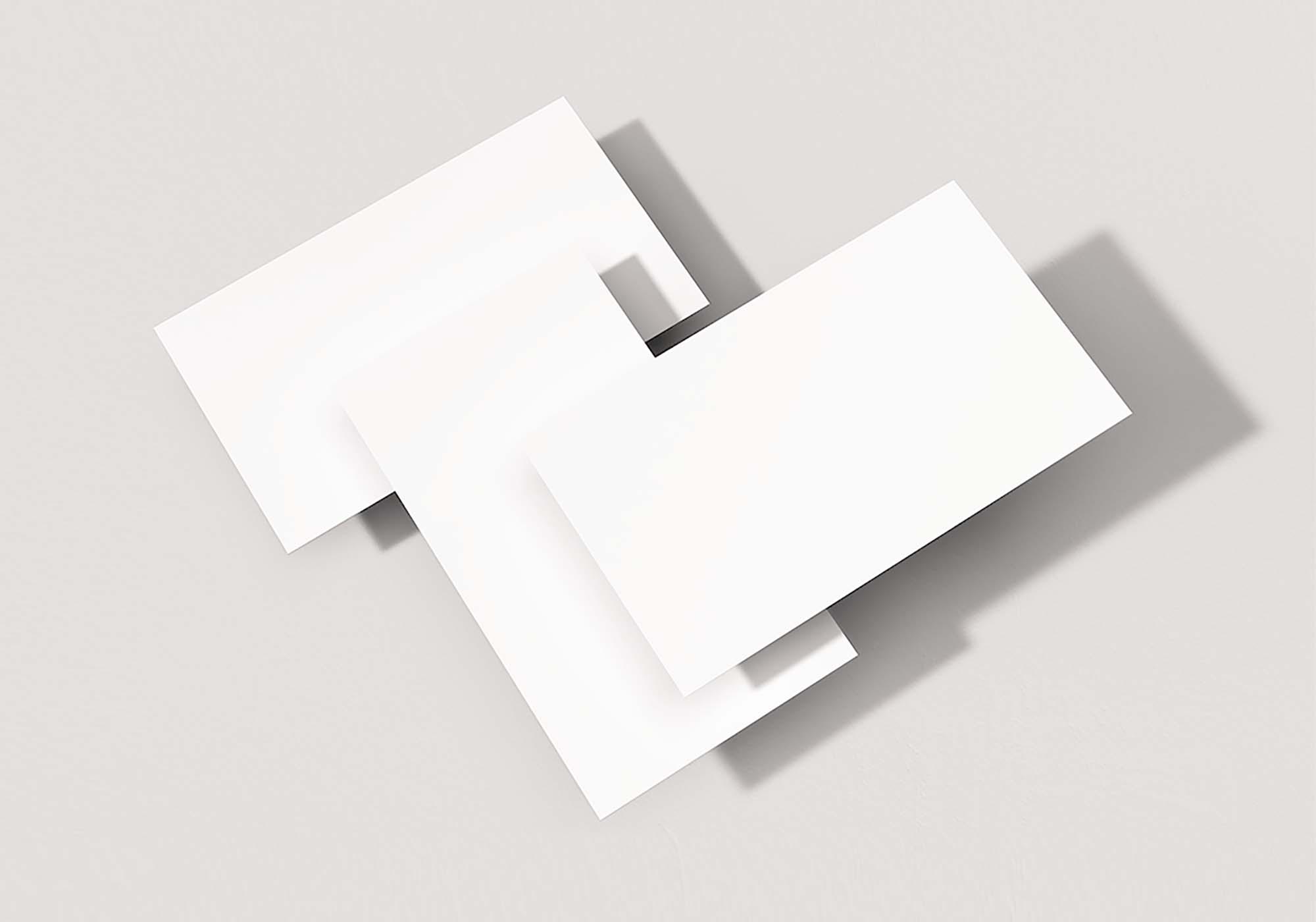 Basic Stationery Mockup 4