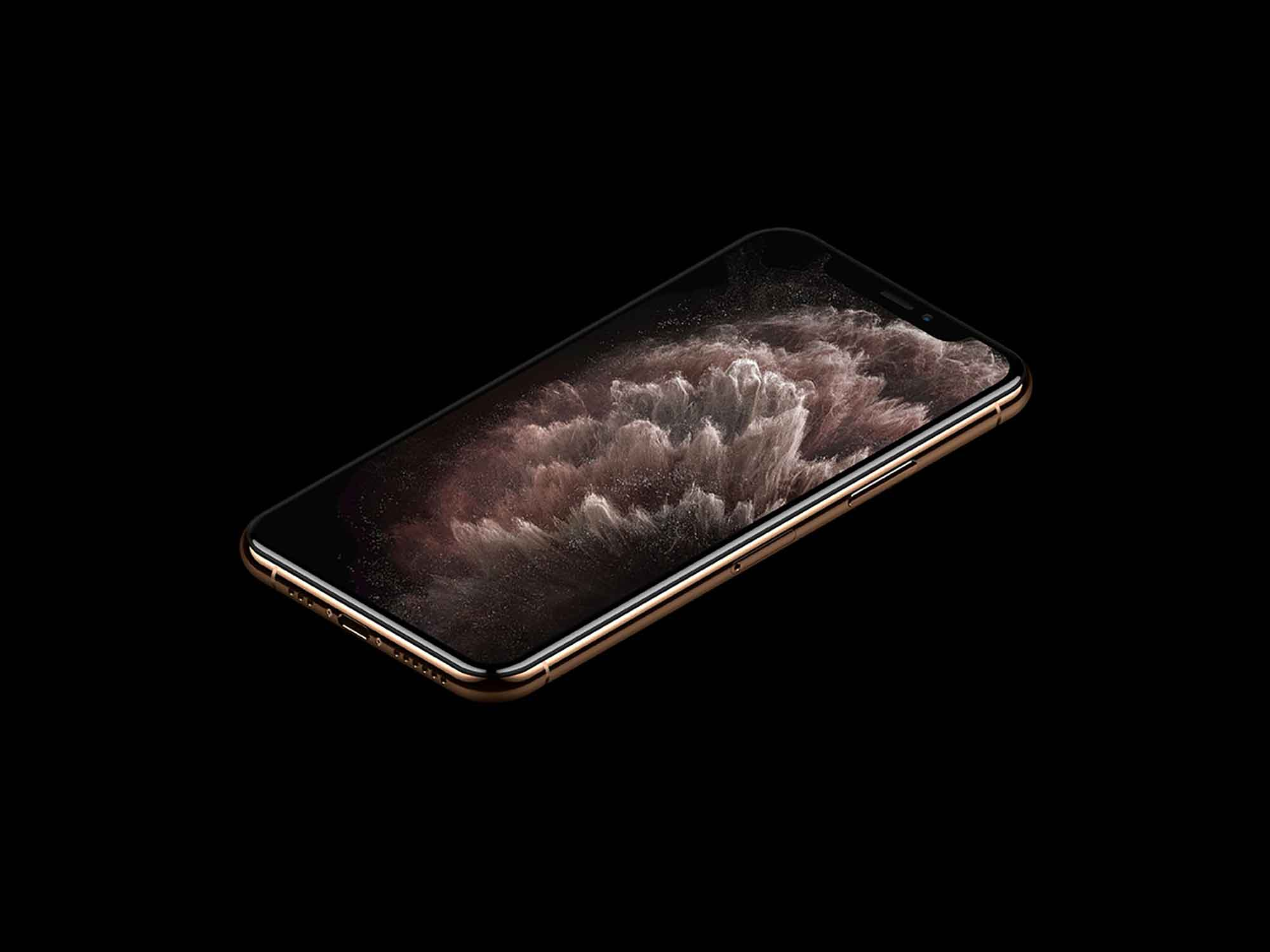 iPhone 11 Mockup Pro Edition 3