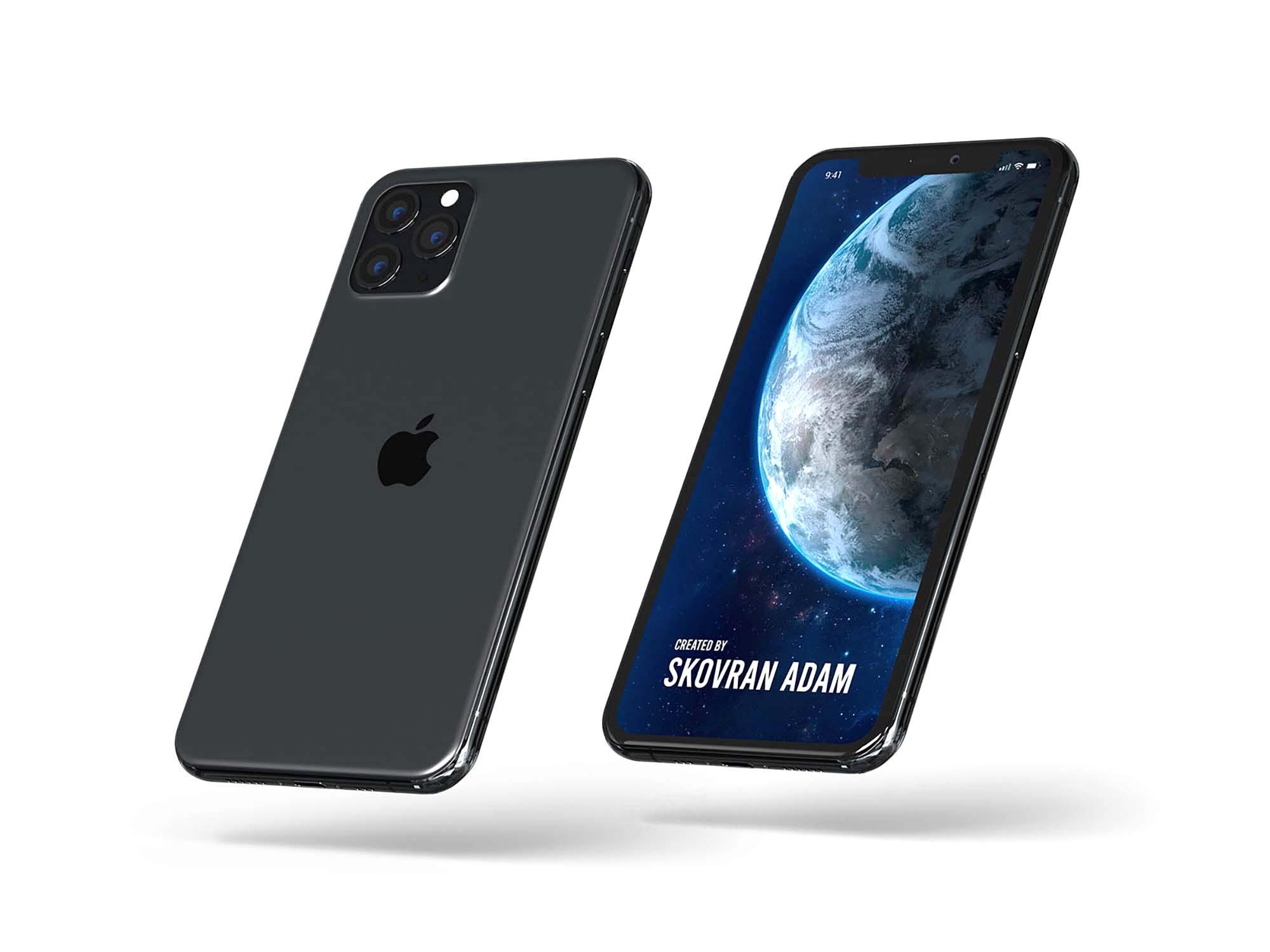 iPhone 11 Pro Mockup 1