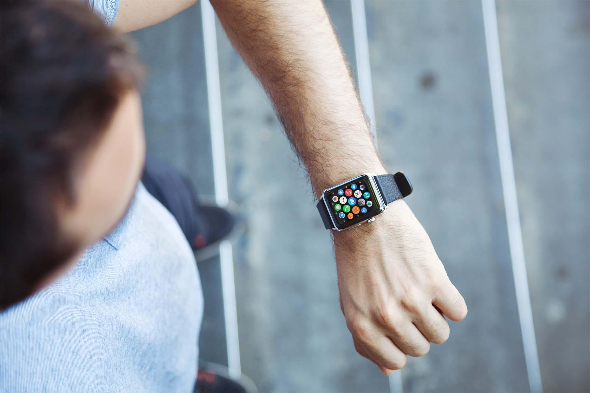 Apple Watch Mockup 01