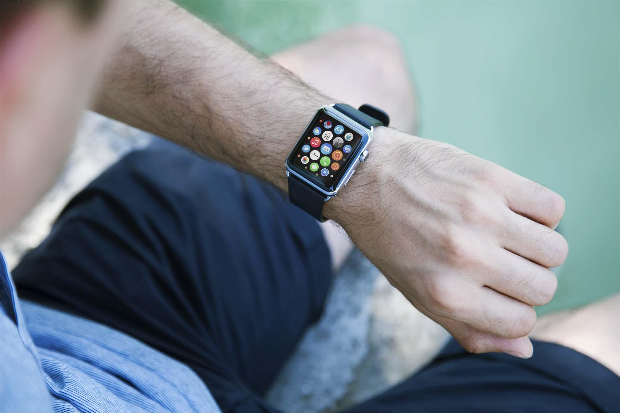 Apple Watch Mockup 02