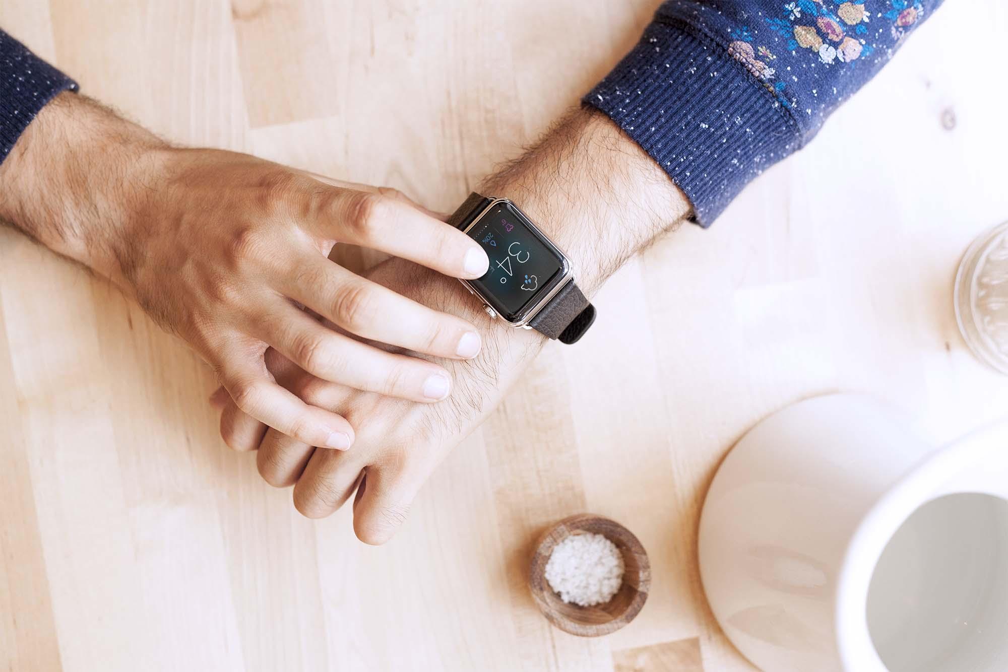 Apple Watch Mockup 06