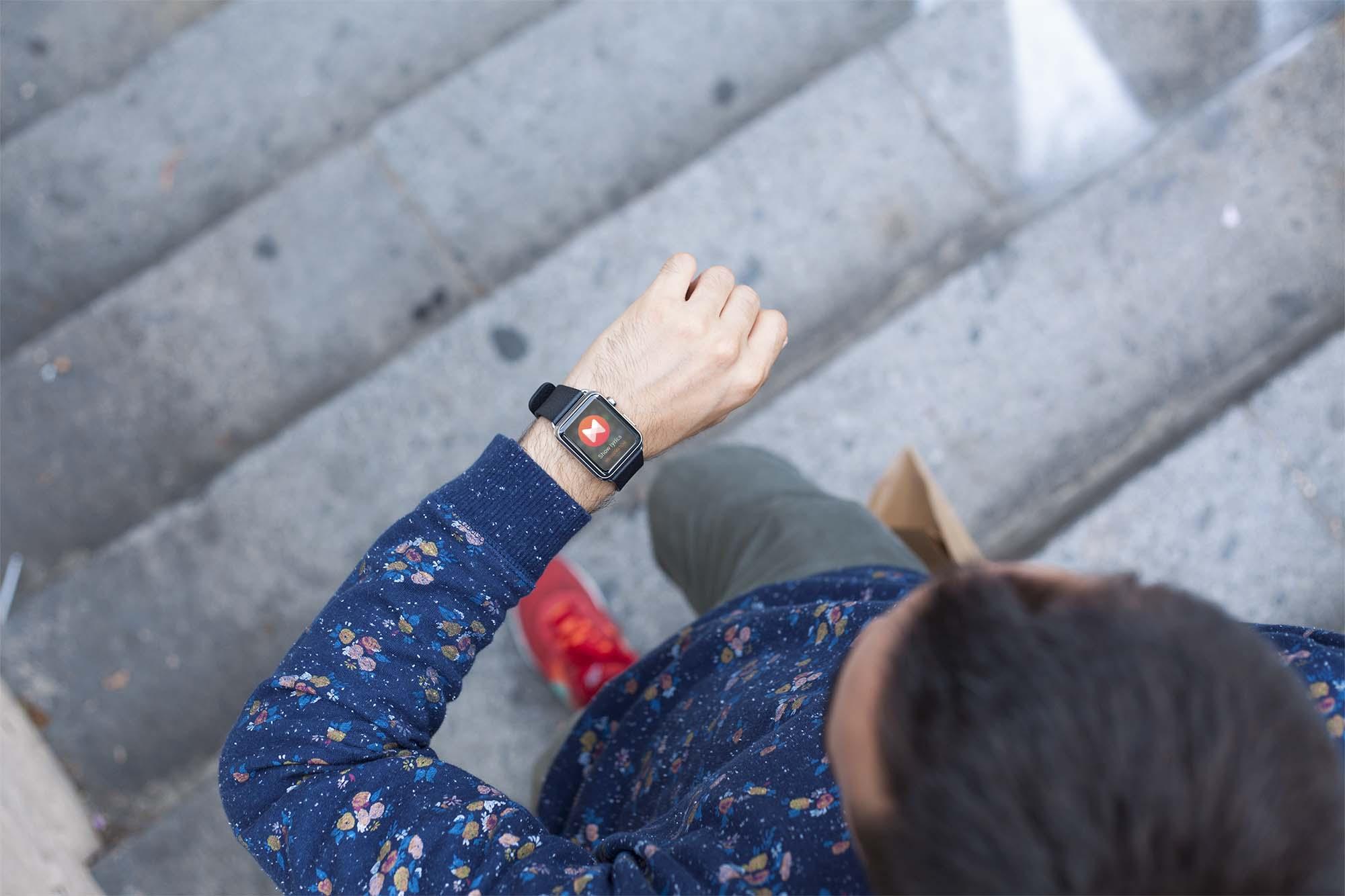 Apple Watch Mockup 07