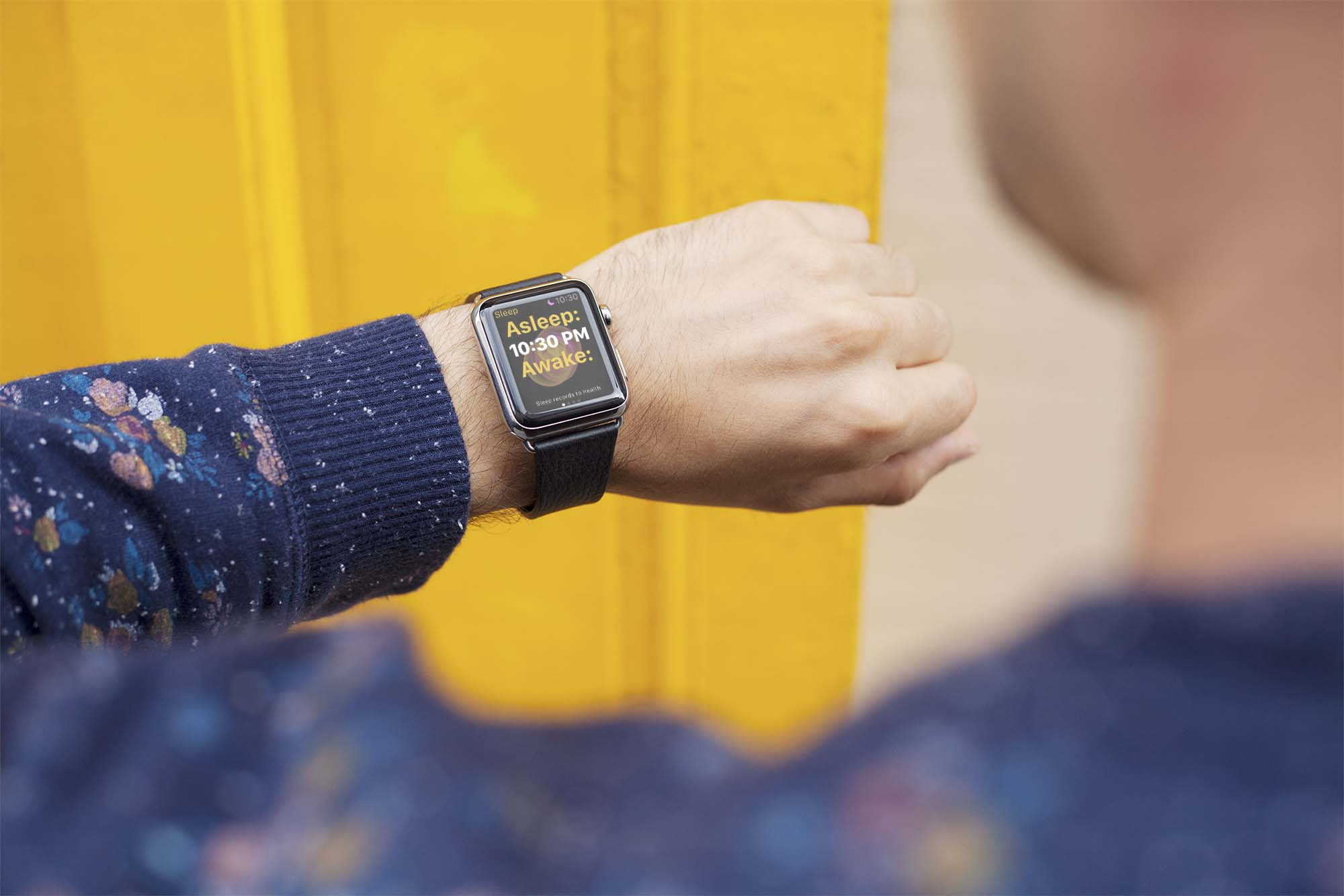 Apple Watch Mockup 08
