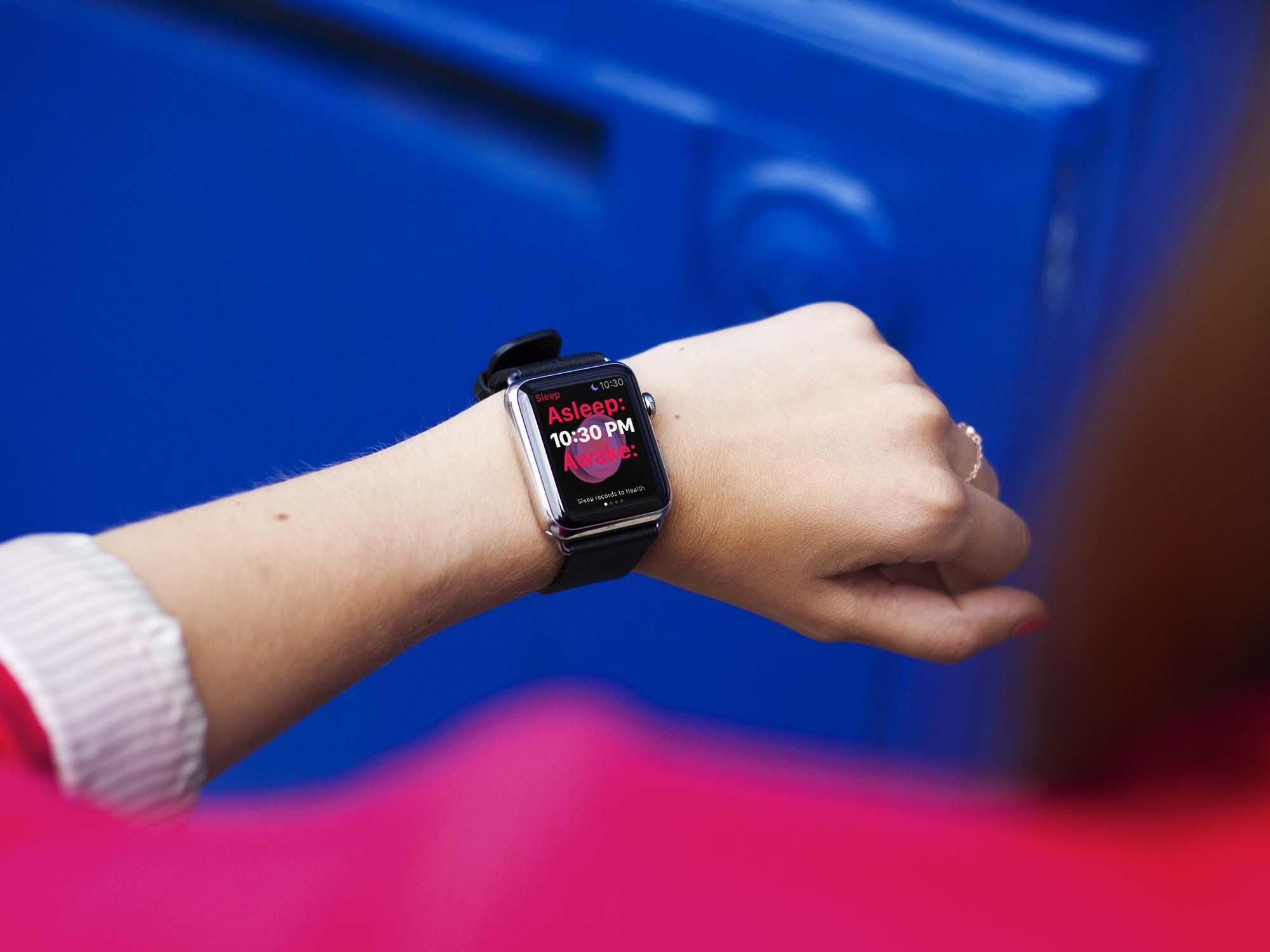 Apple Watch Mockup 09