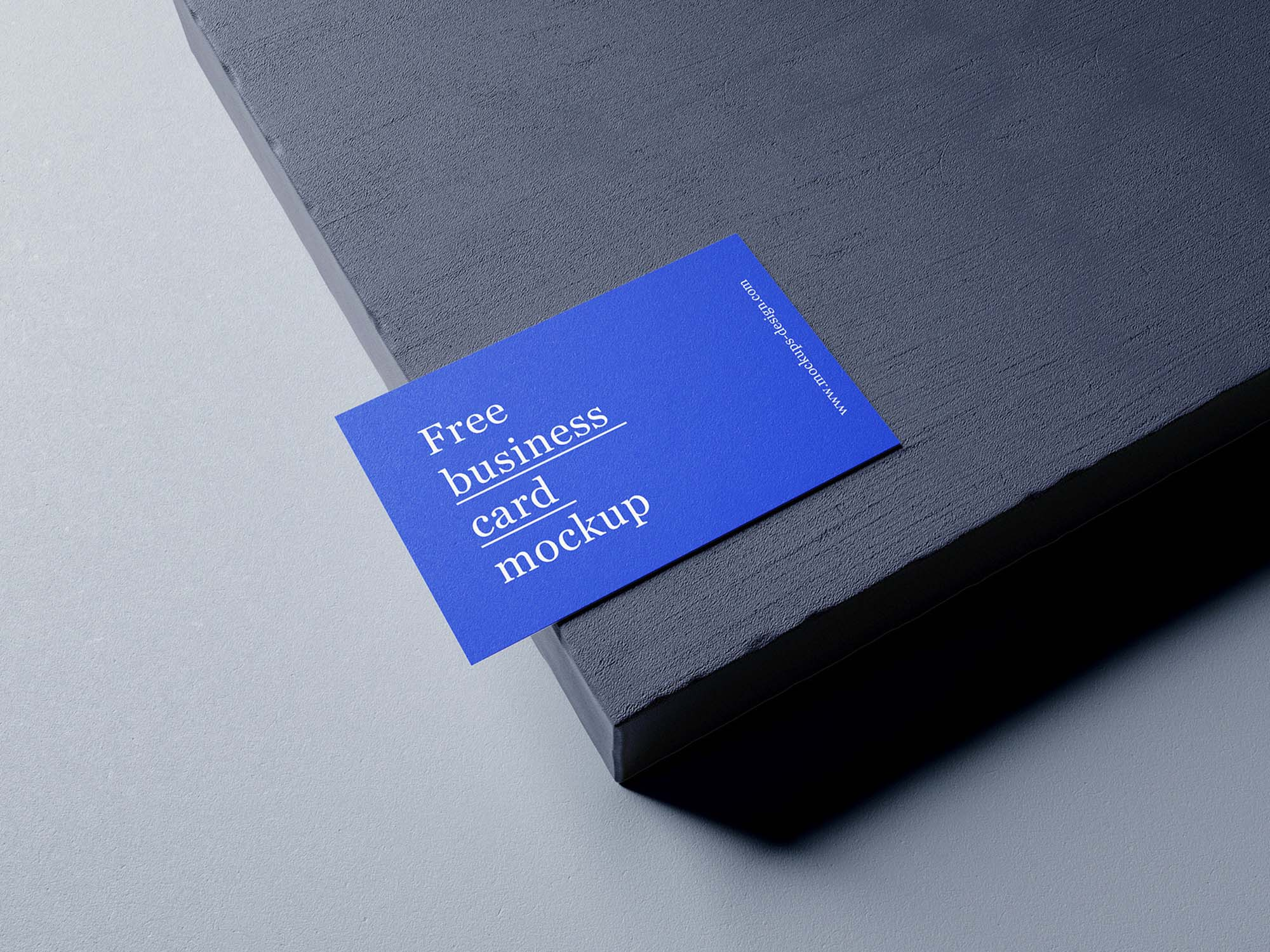 Business Card Mockup 5