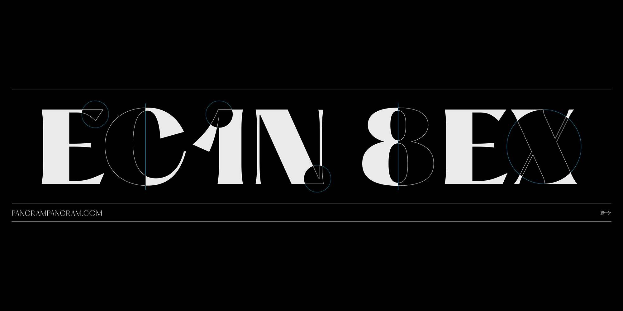 Hatton Typeface 5