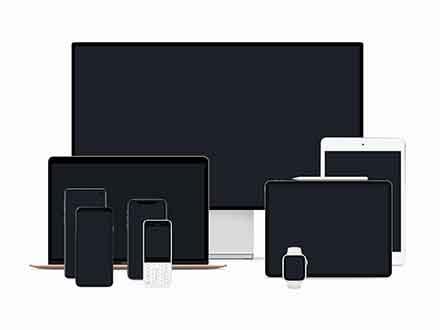 Responsive Device Mockups