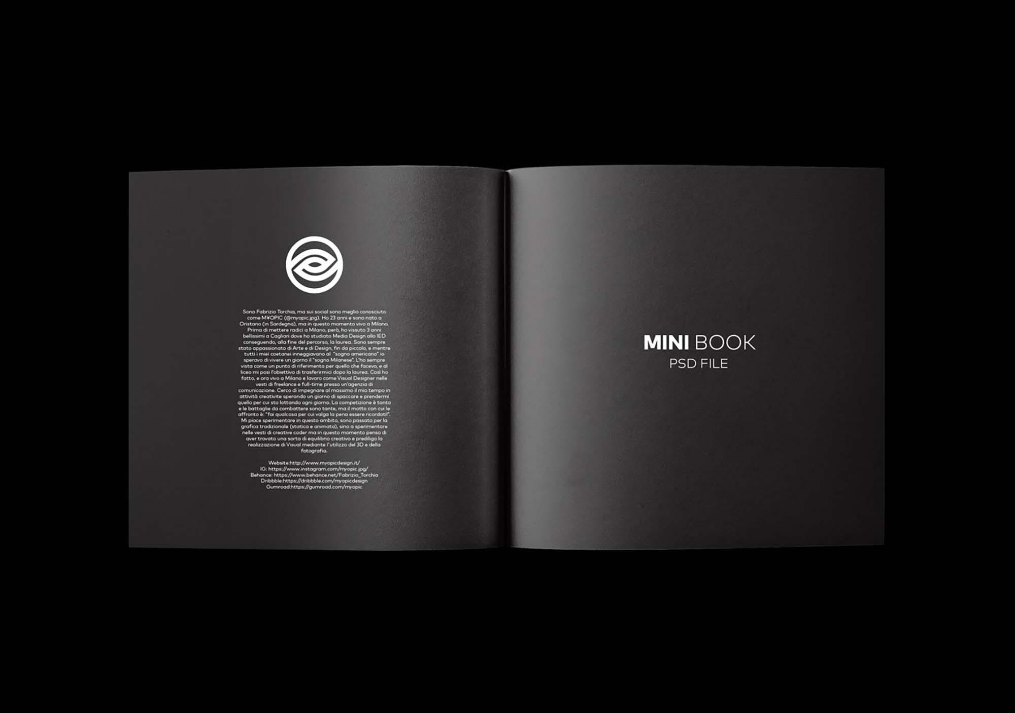 Retro CD Mockup 1