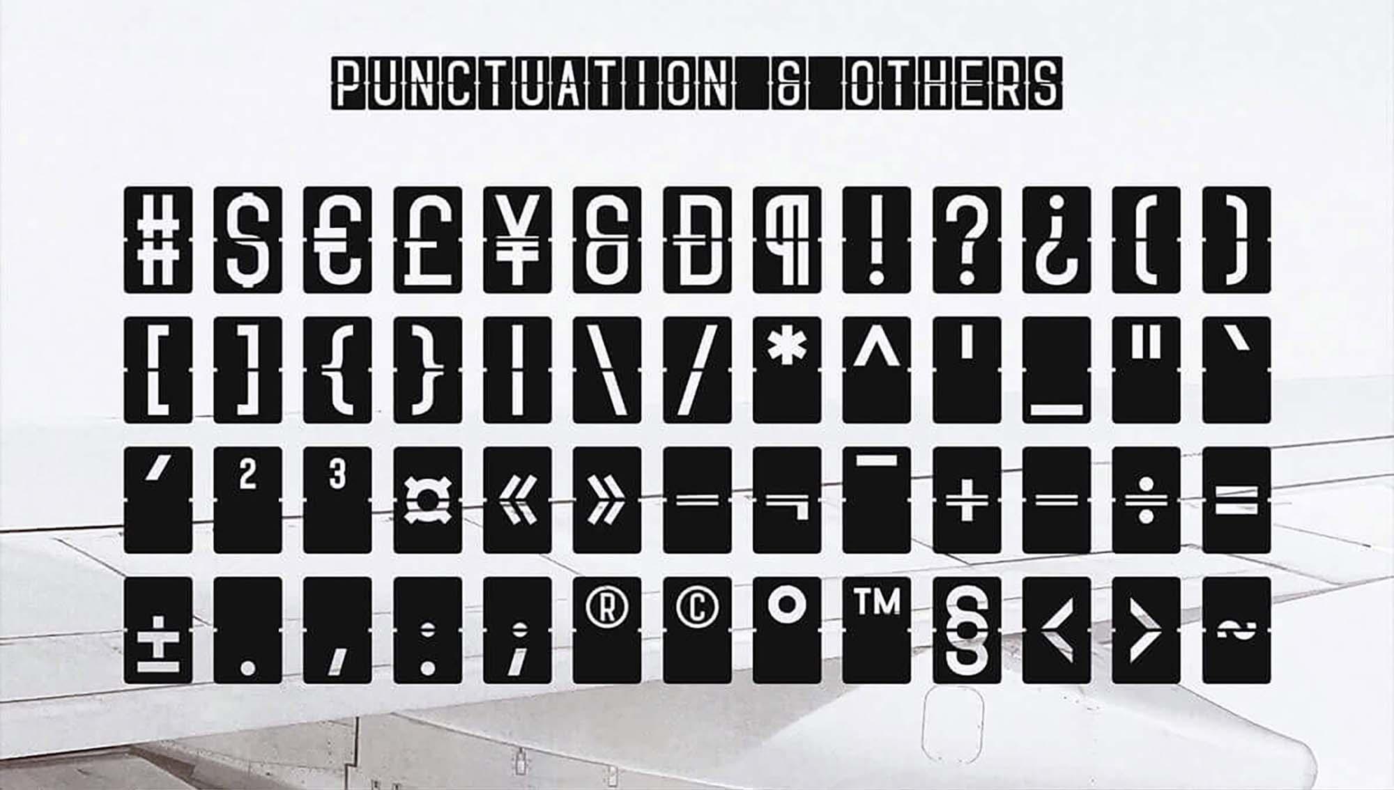 Skyfont Sans Serif 2