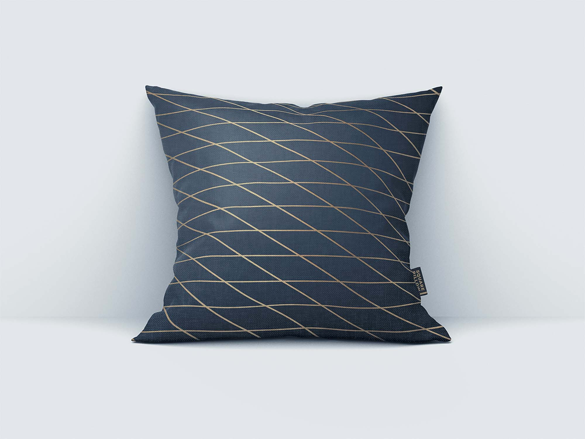 Square Pillow Mockups