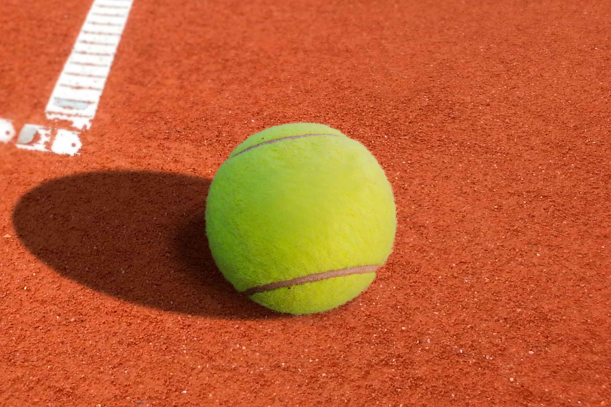Tennis Ball Mockup 2