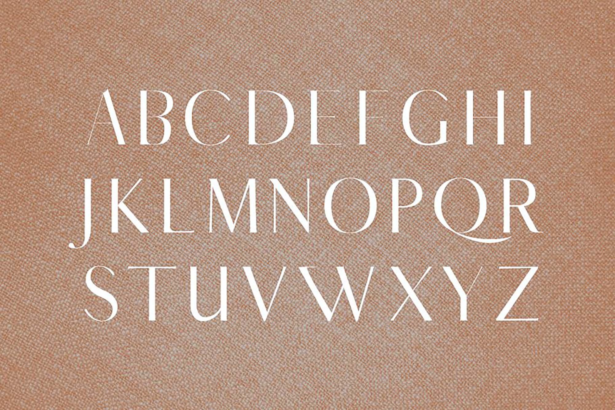 Yessica Sans Serif Fonts 1