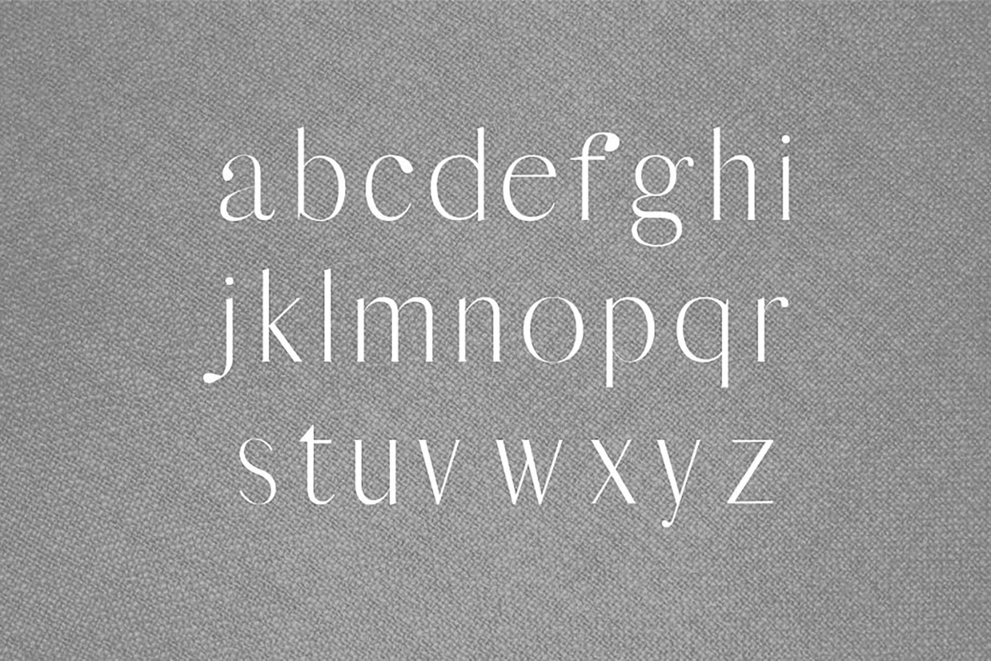 Yessica Sans Serif Fonts 2