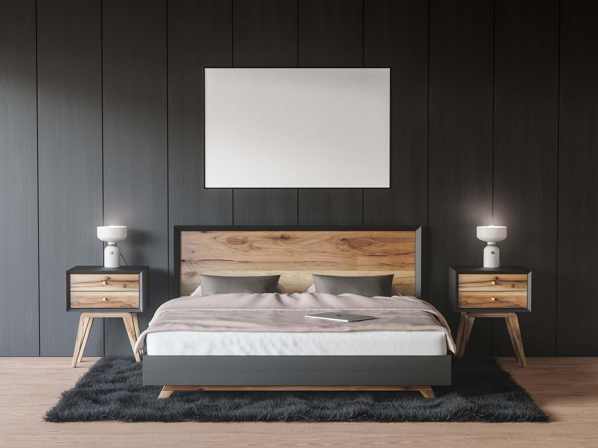 Bedroom Poster Mockup 2