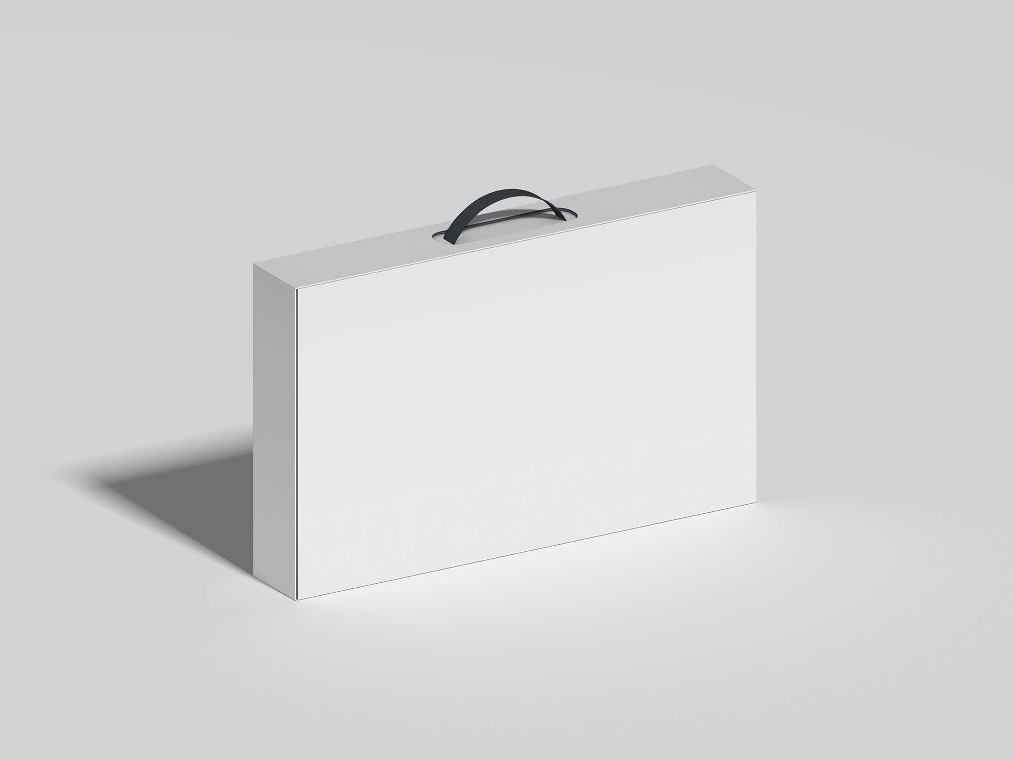 Computer Monitor Packaging Mockup 2