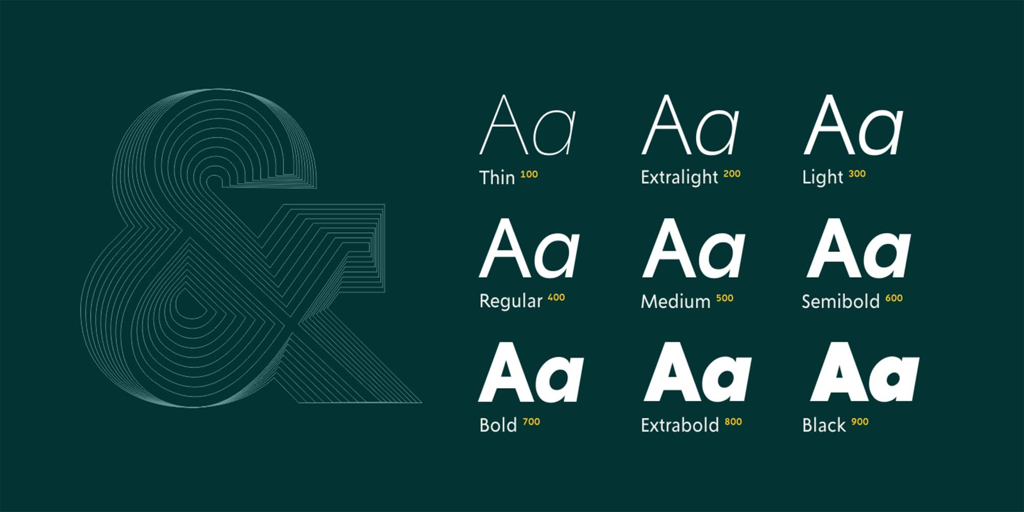 Creo Sans Font Family 2