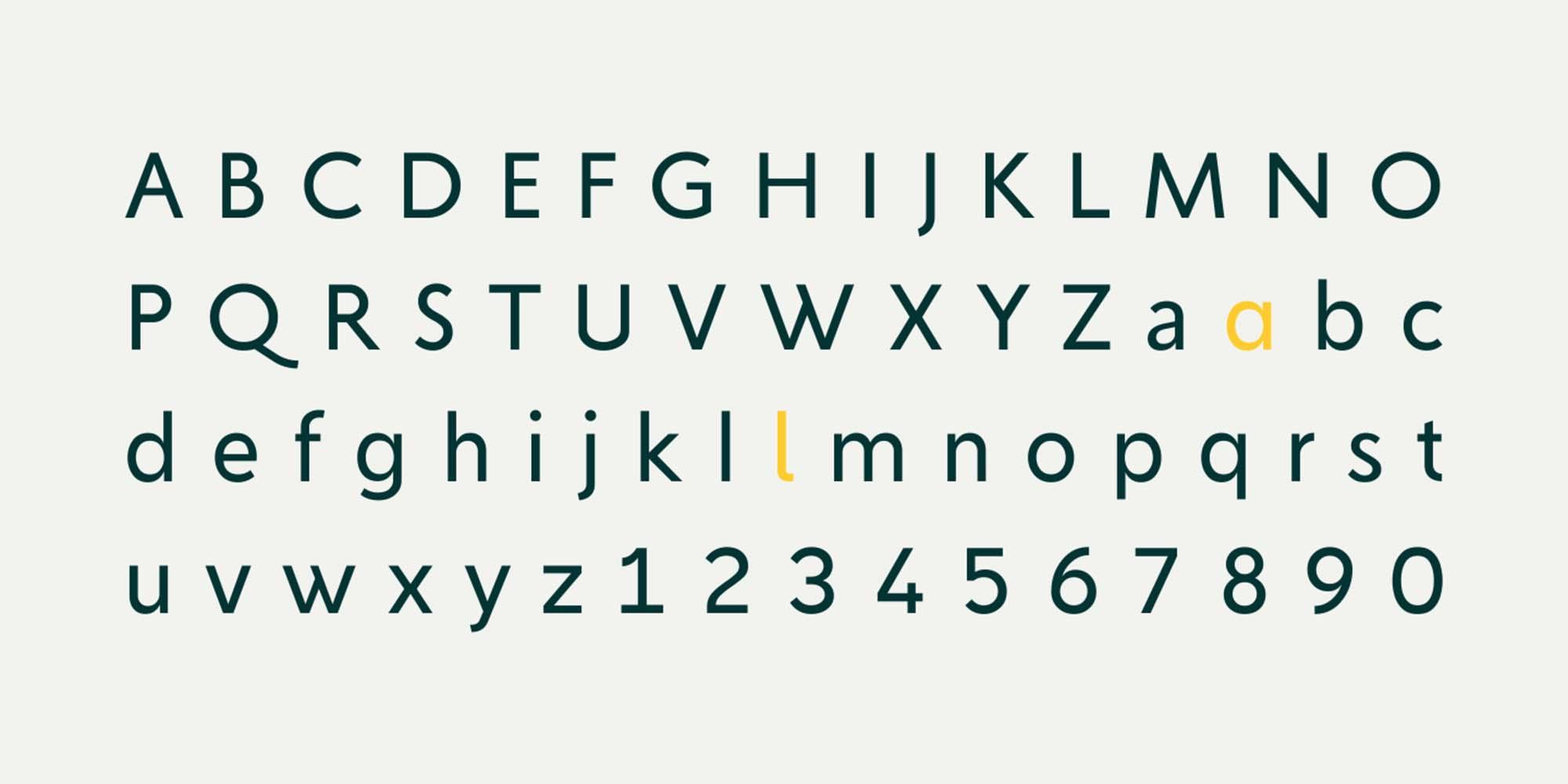 Creo Sans Font Family 6