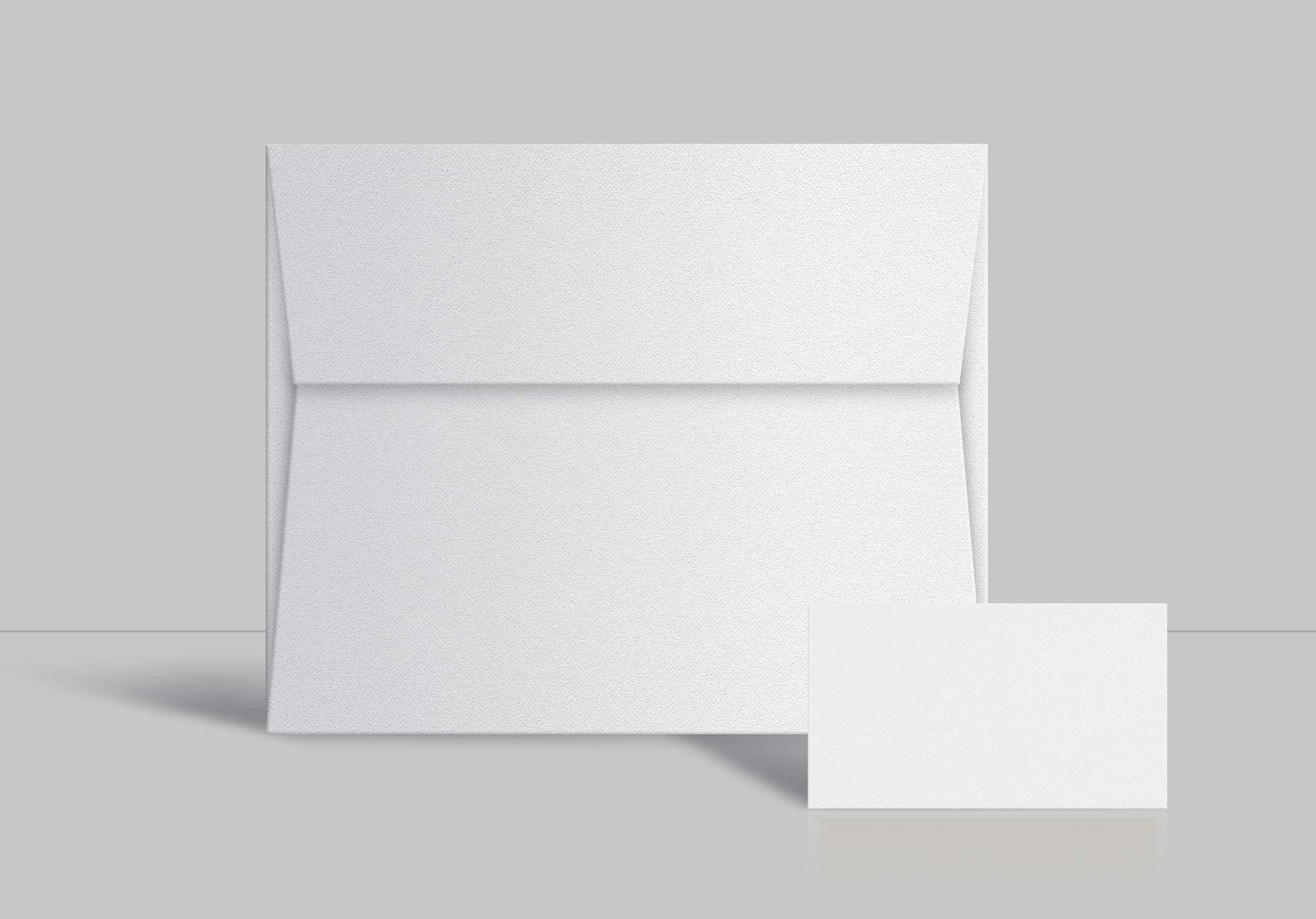 Envelope & Business Card Mockup 2