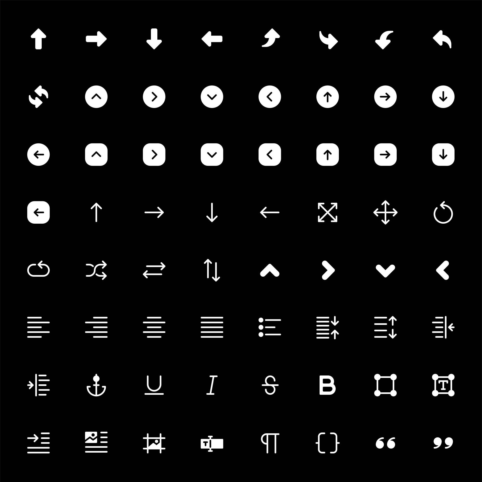 Essential Icons 2