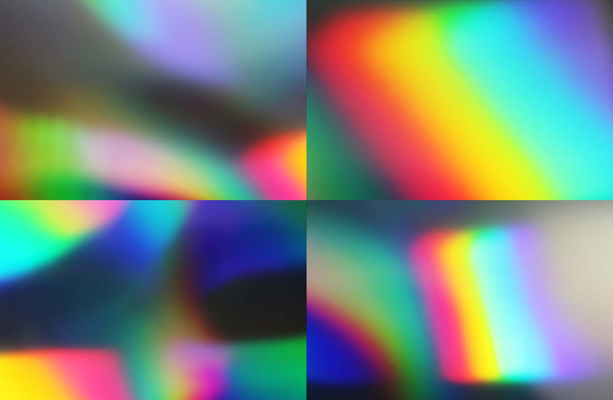 Holographic Textures 2