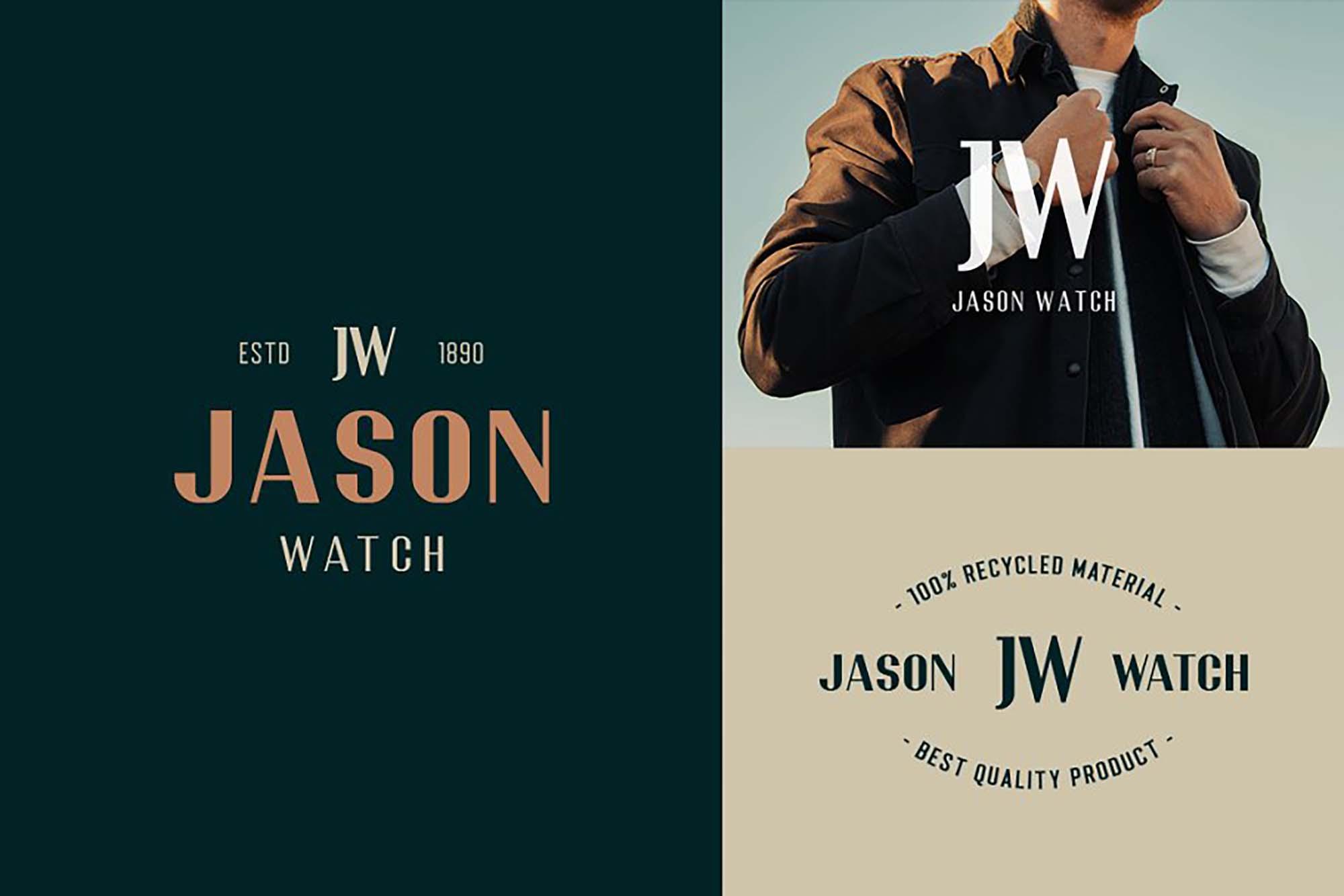 Mason Typeface 1