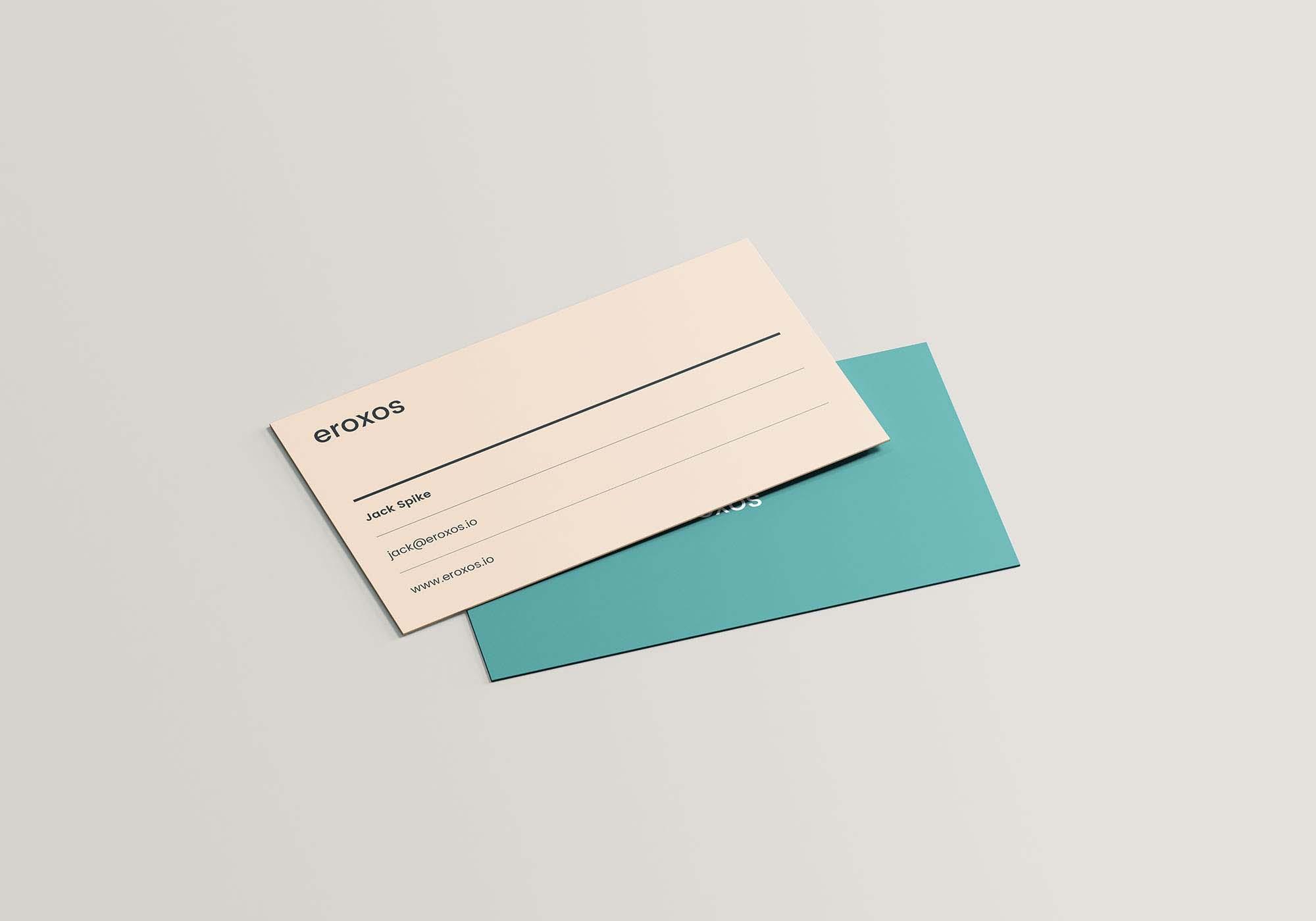 Multipurpose Cards Mockup