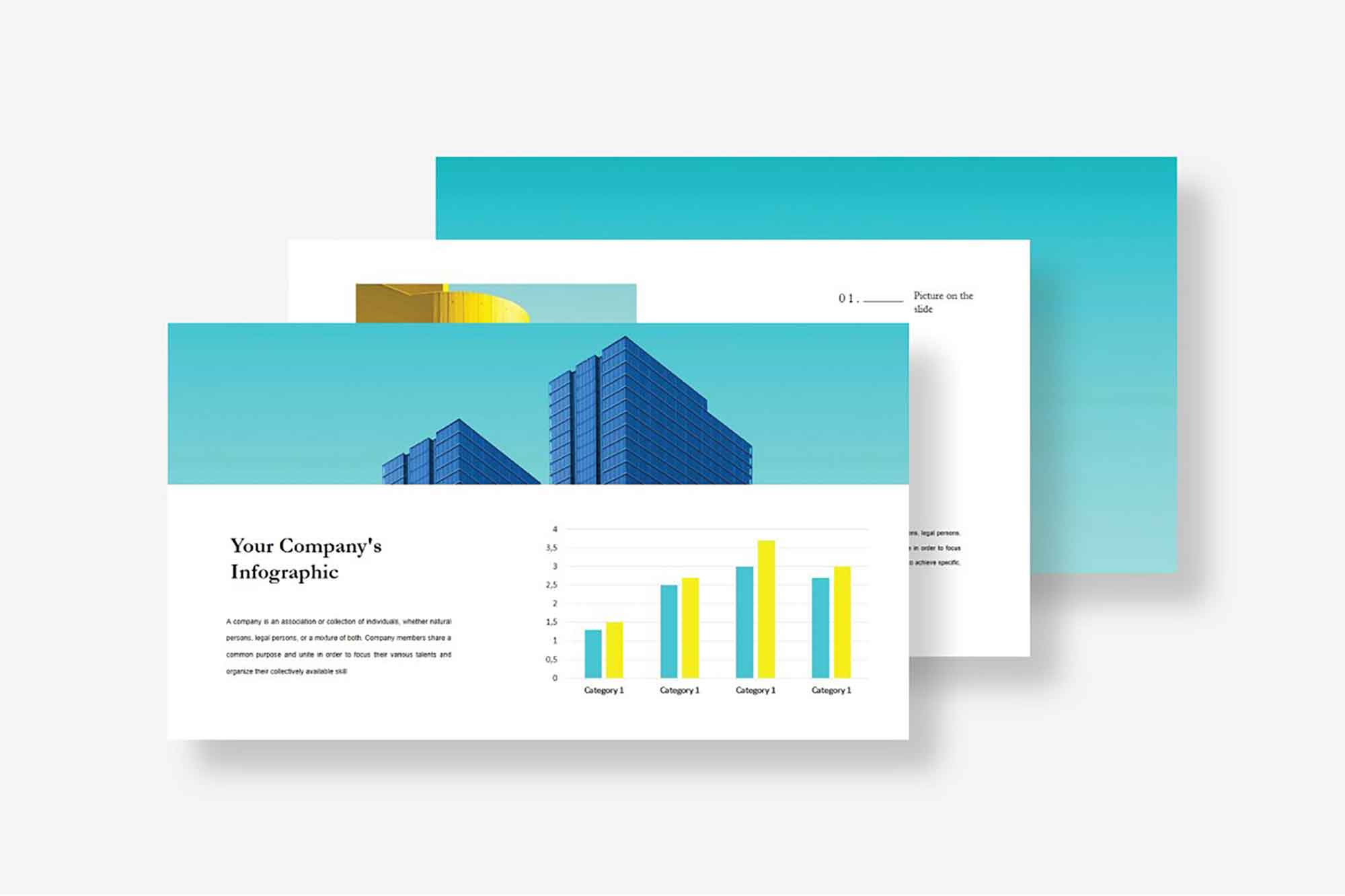 Quil Architecture PowerPoint Template 4