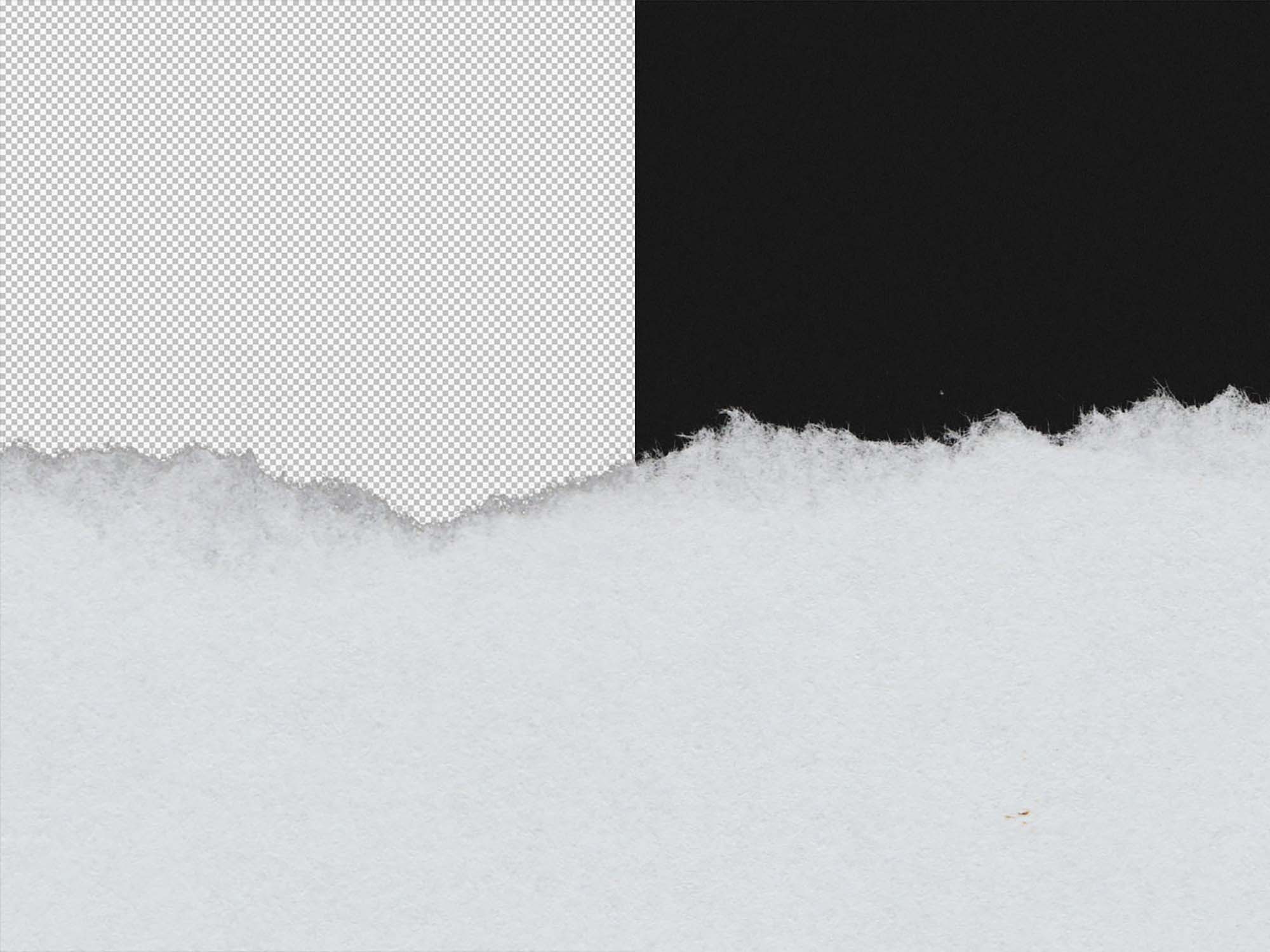 Ripped Paper Textures 3