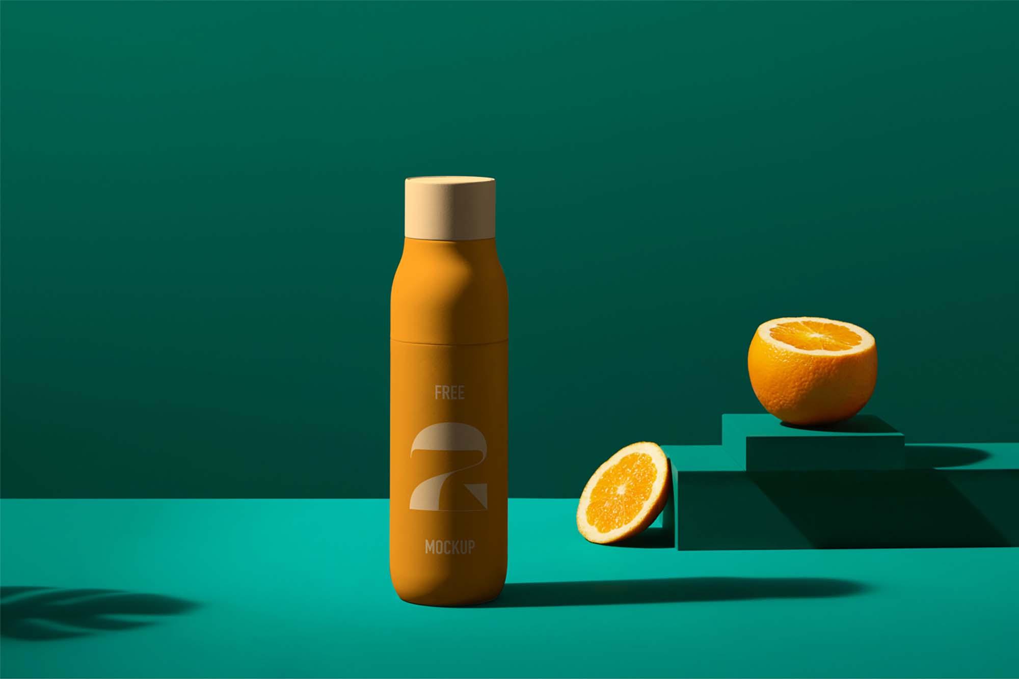 Slim Juice Bottle