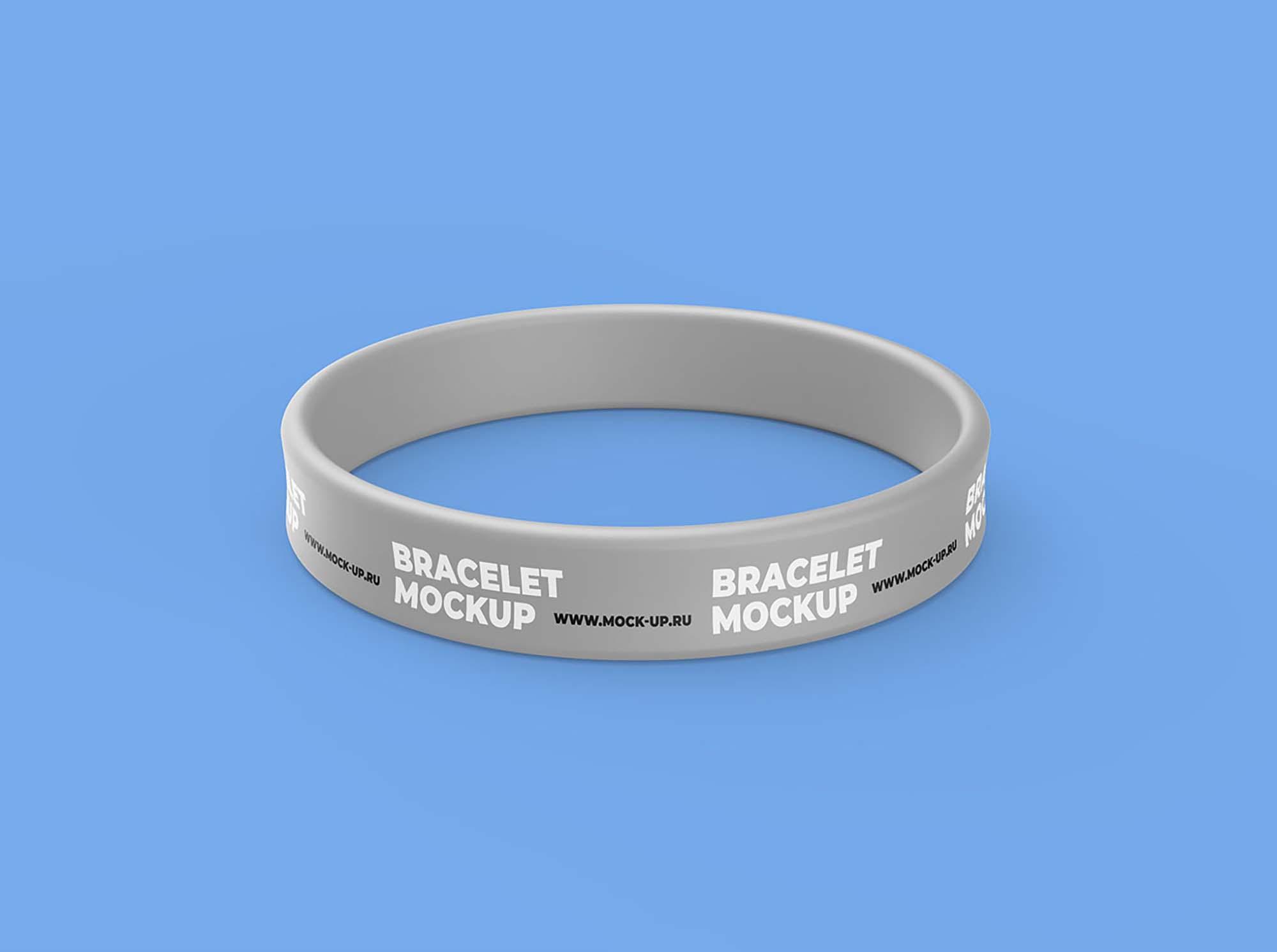 Thin Bracelet Mockup 3