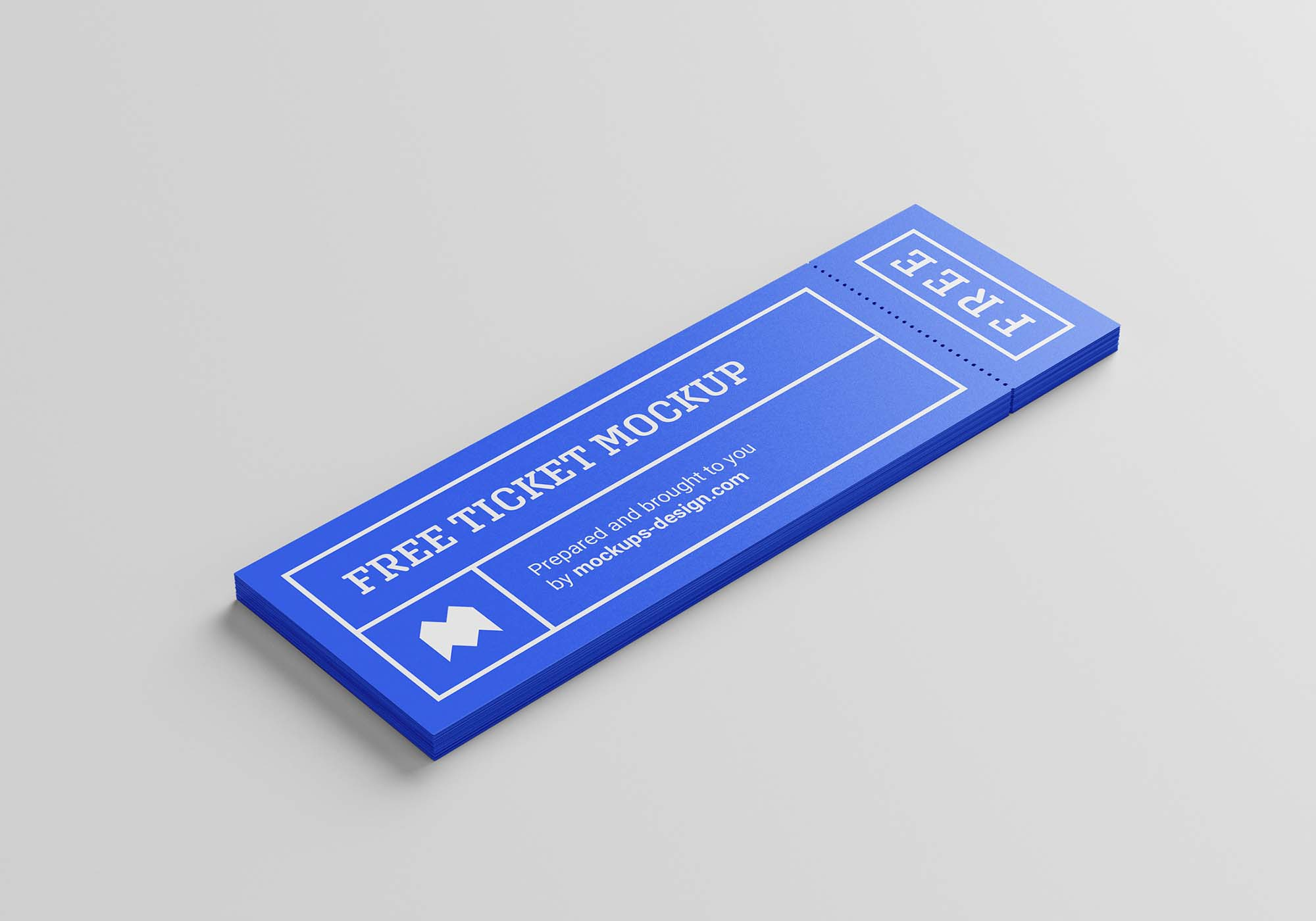 Ticket Mockup 3