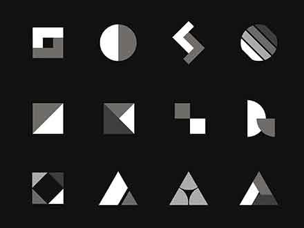 Vector Logo Shapes