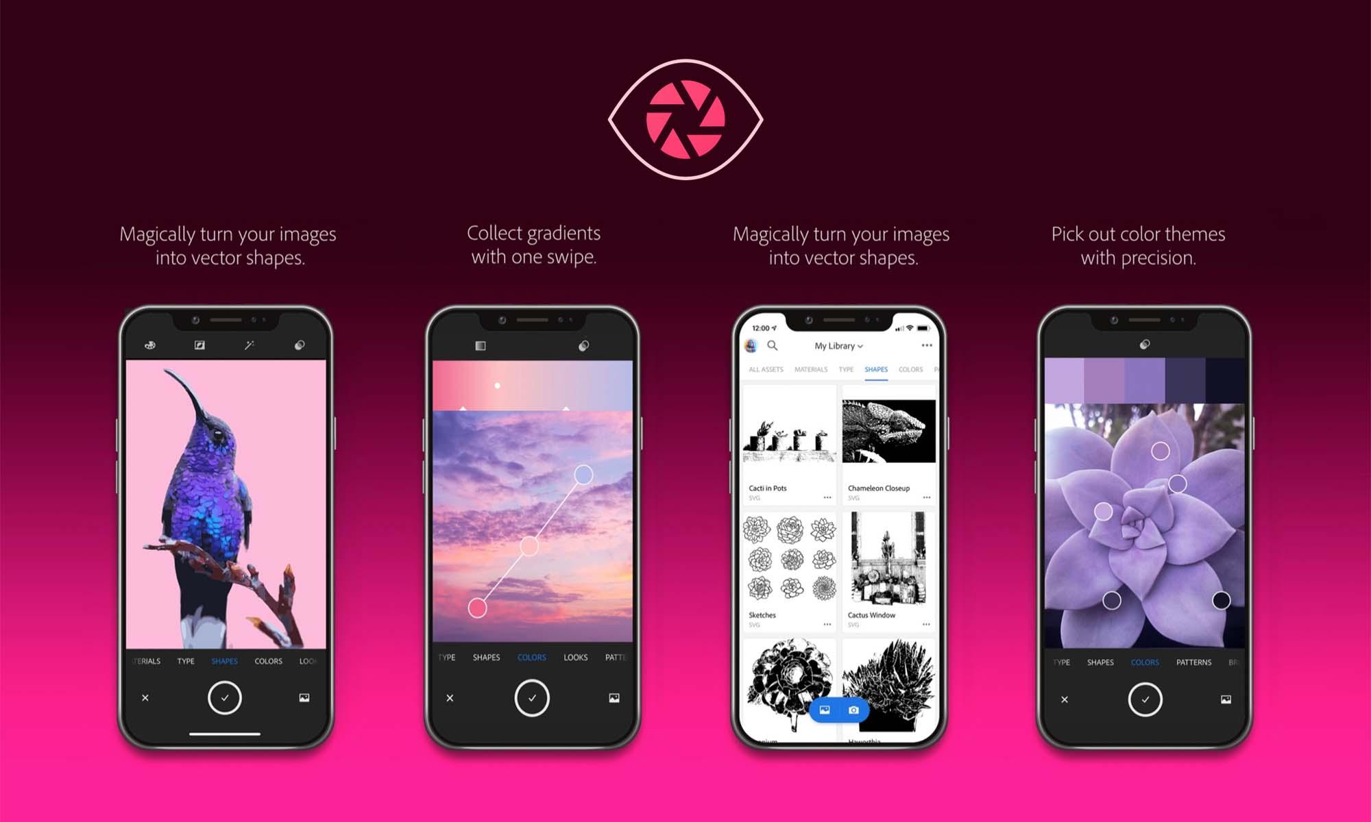 Adobe Capture App