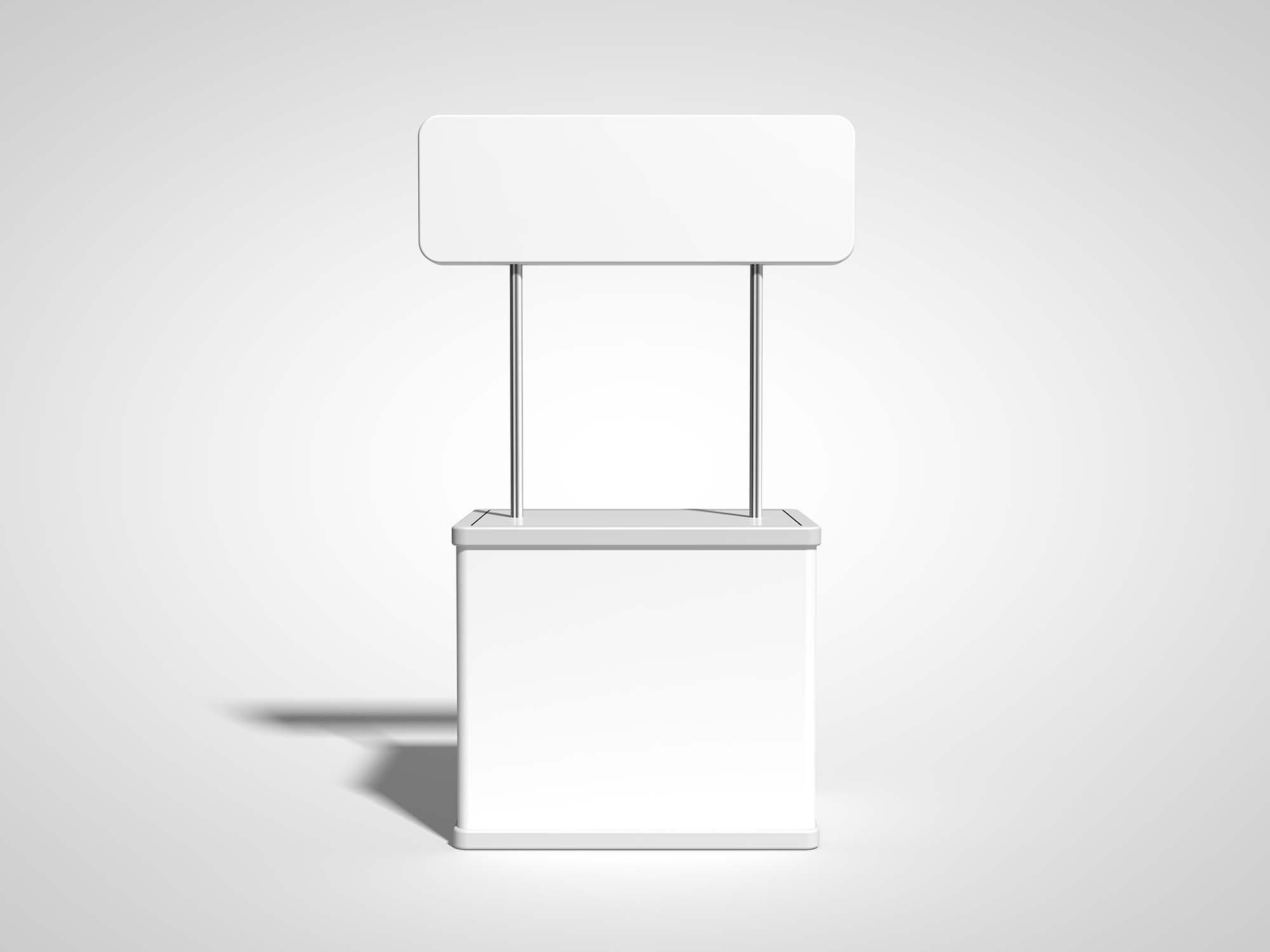 Brand Promotion Display Mockup 2