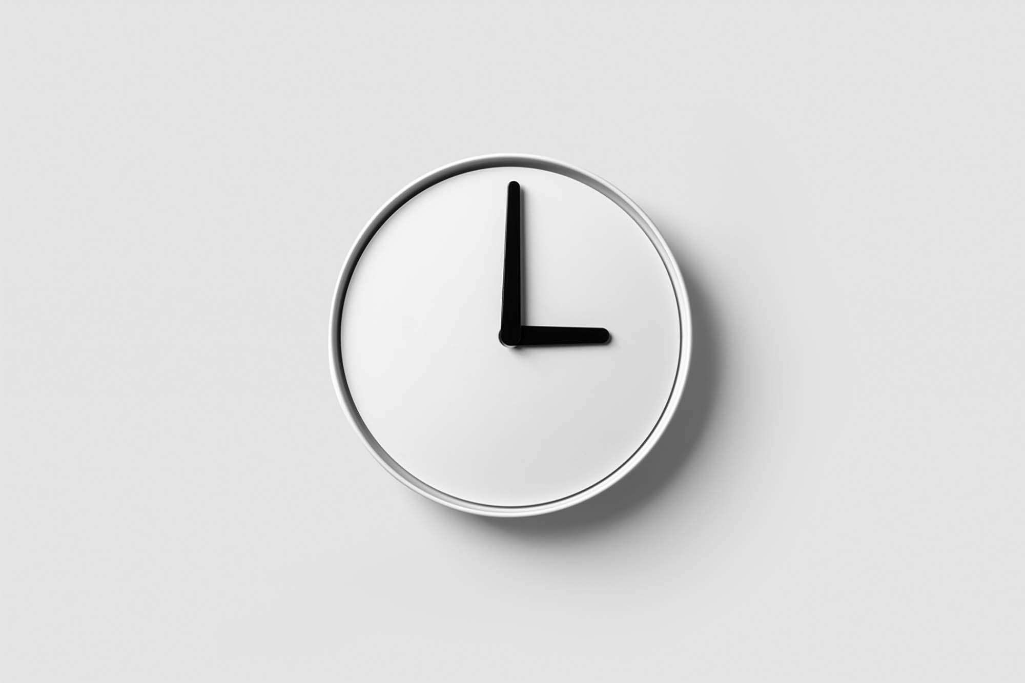 Clock Mockup 2