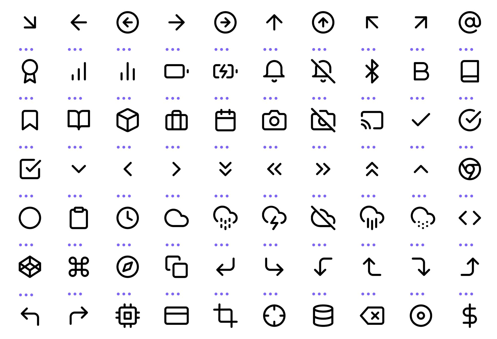 Figma Feather Icons