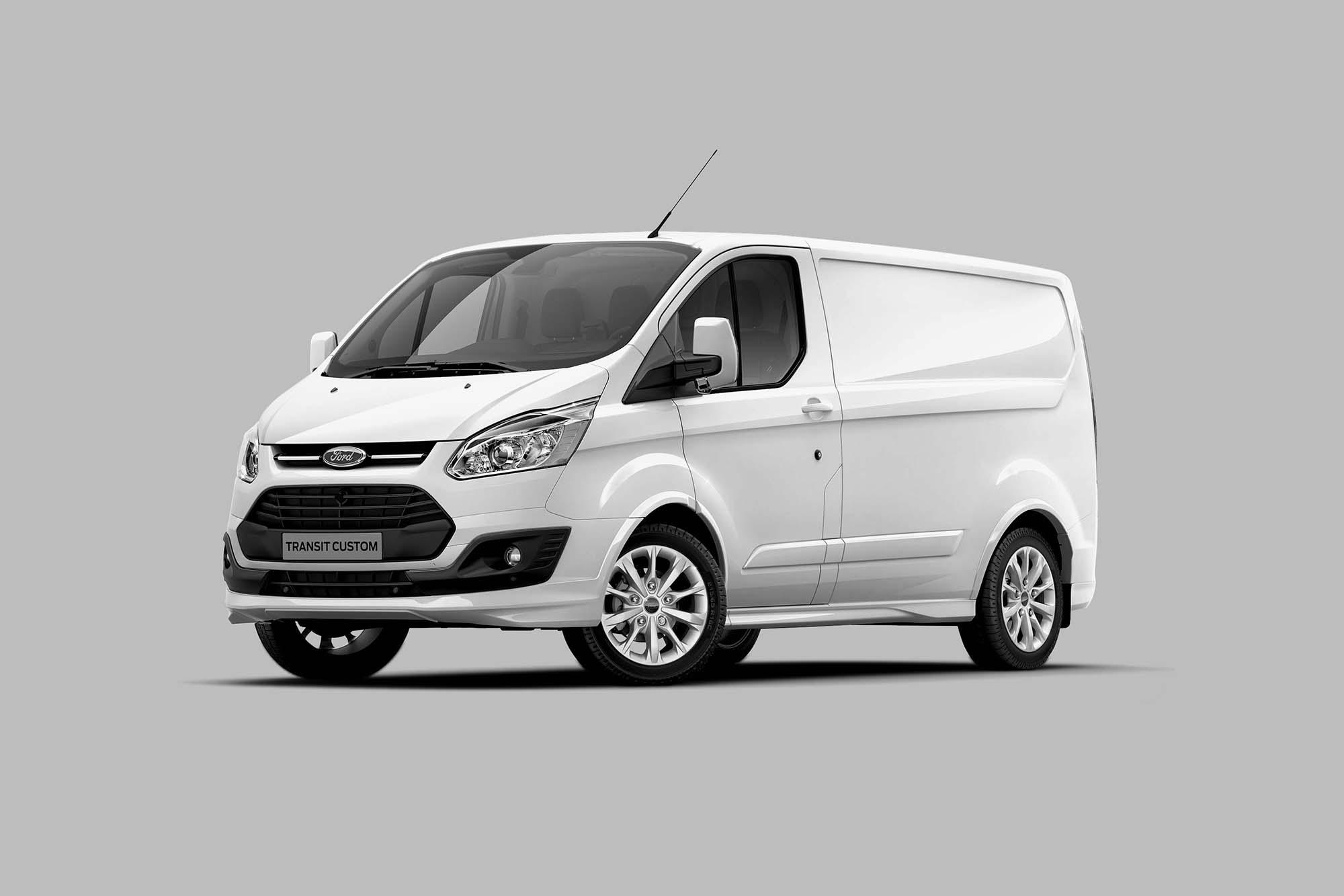 Ford Van Mockup 2