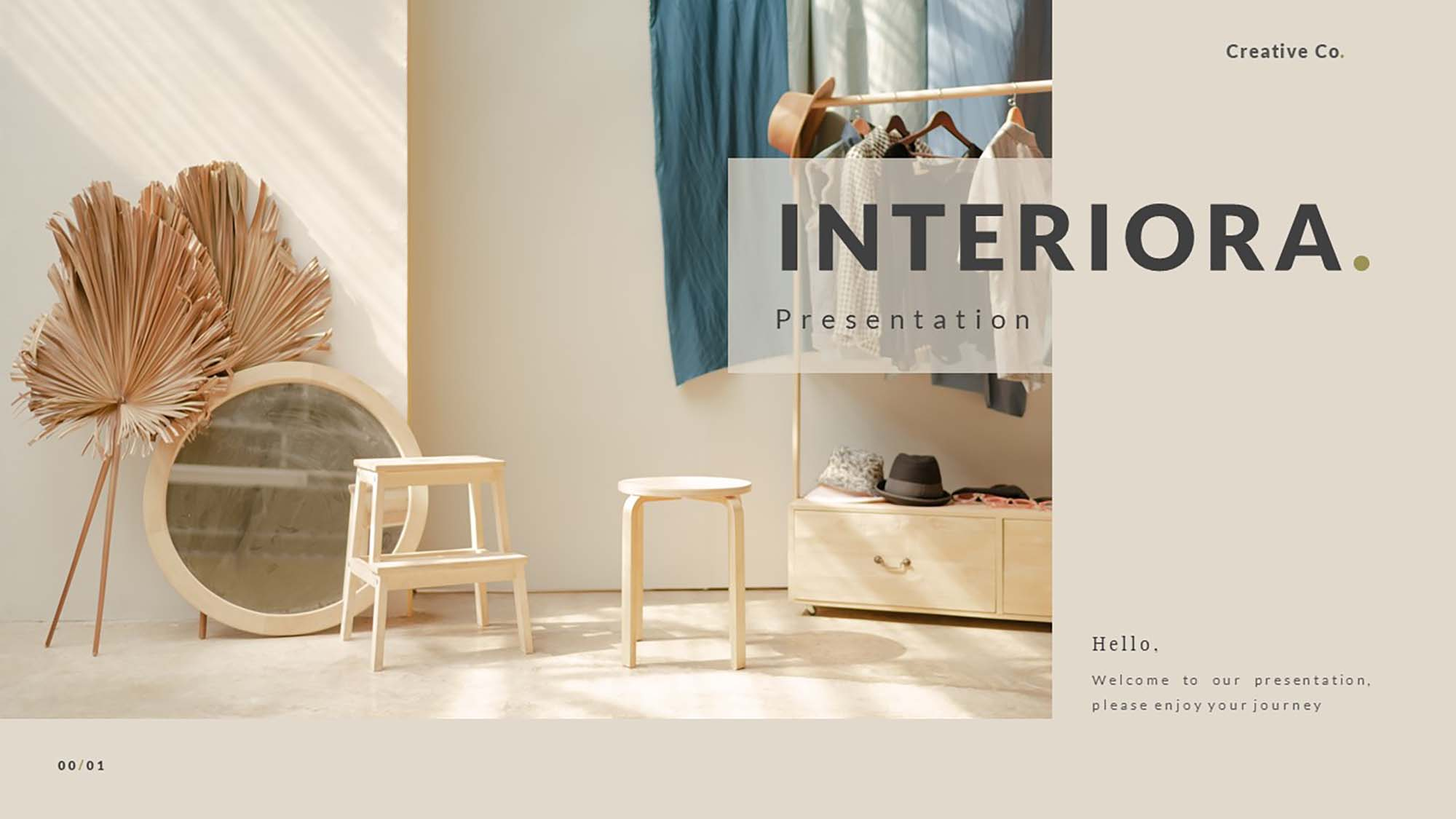 elements of interior design powerpoint