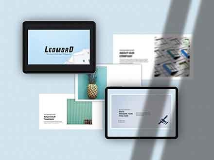 Leomord Powerpoint Presentation Template