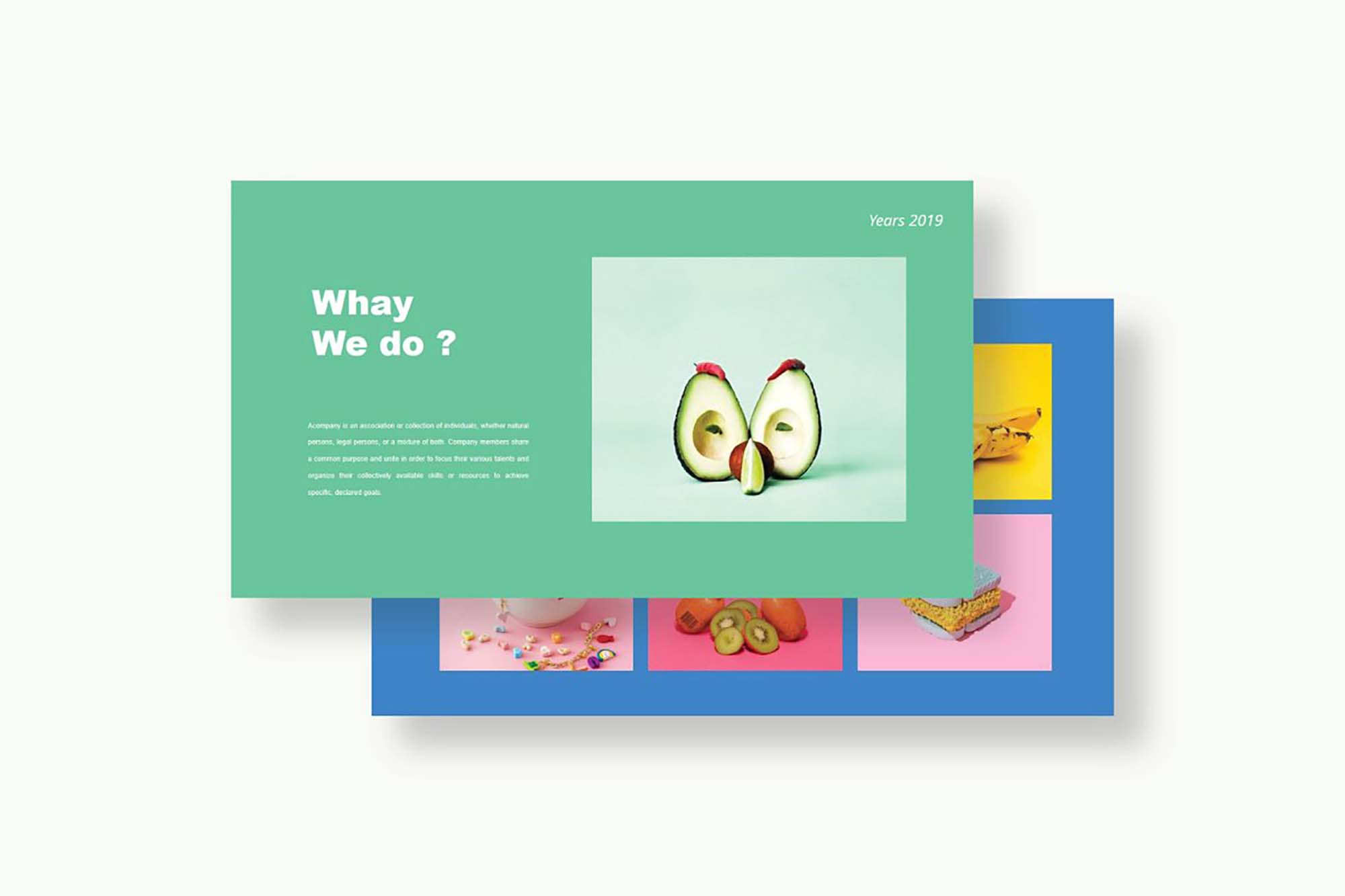 Luvy PowerPoint Template 2