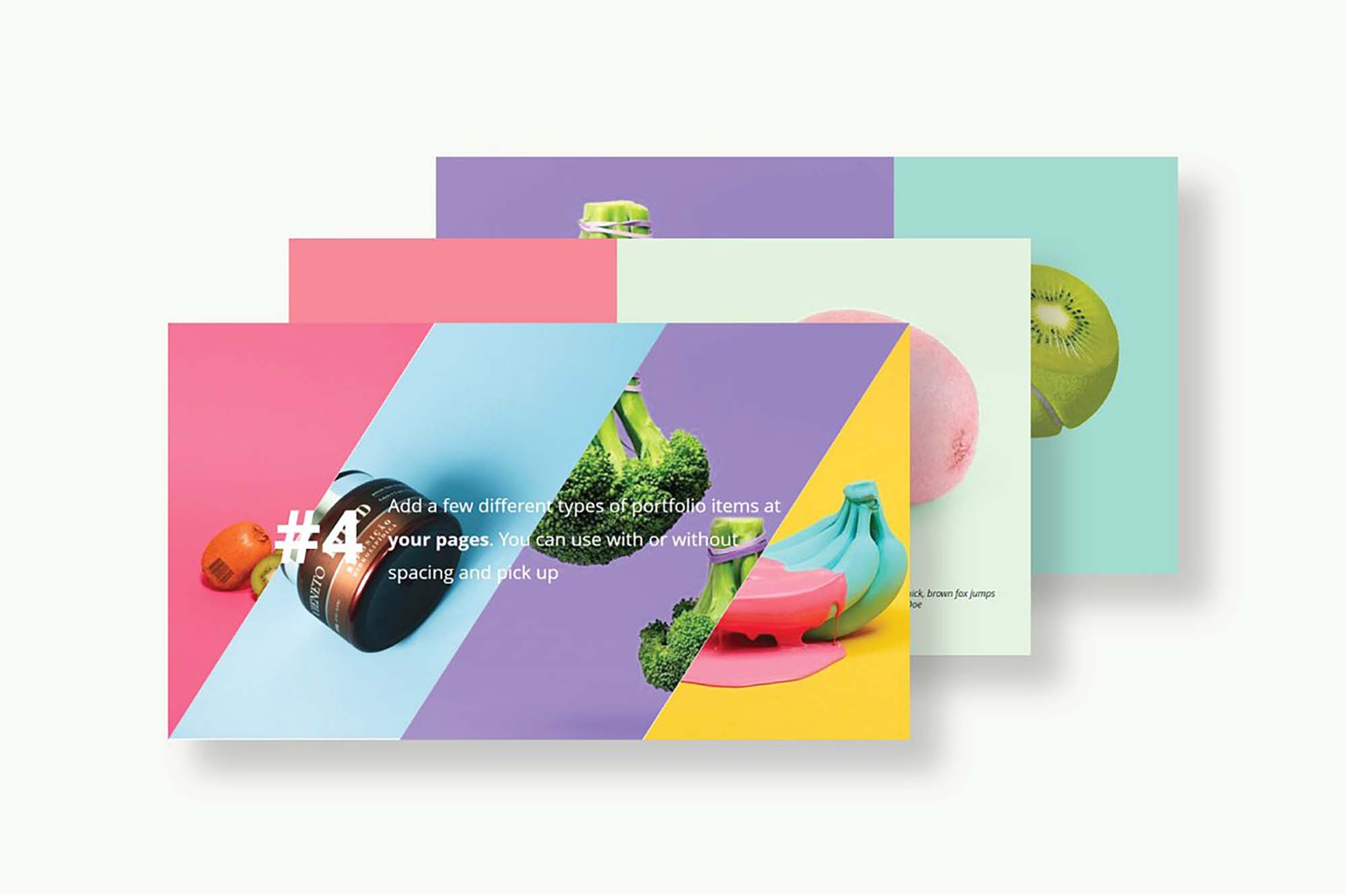 Luvy PowerPoint Template 3