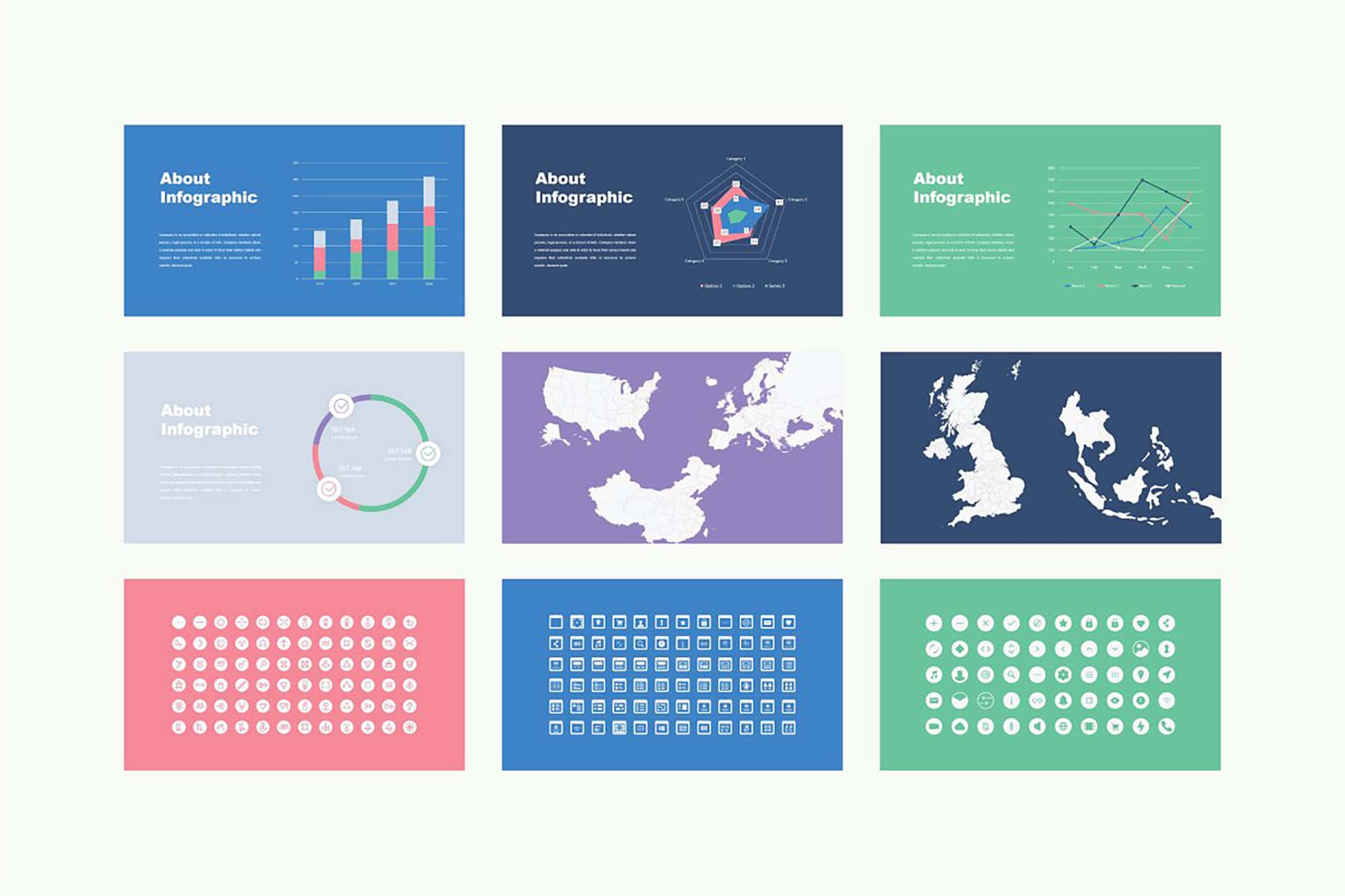 Luvy PowerPoint Template 8